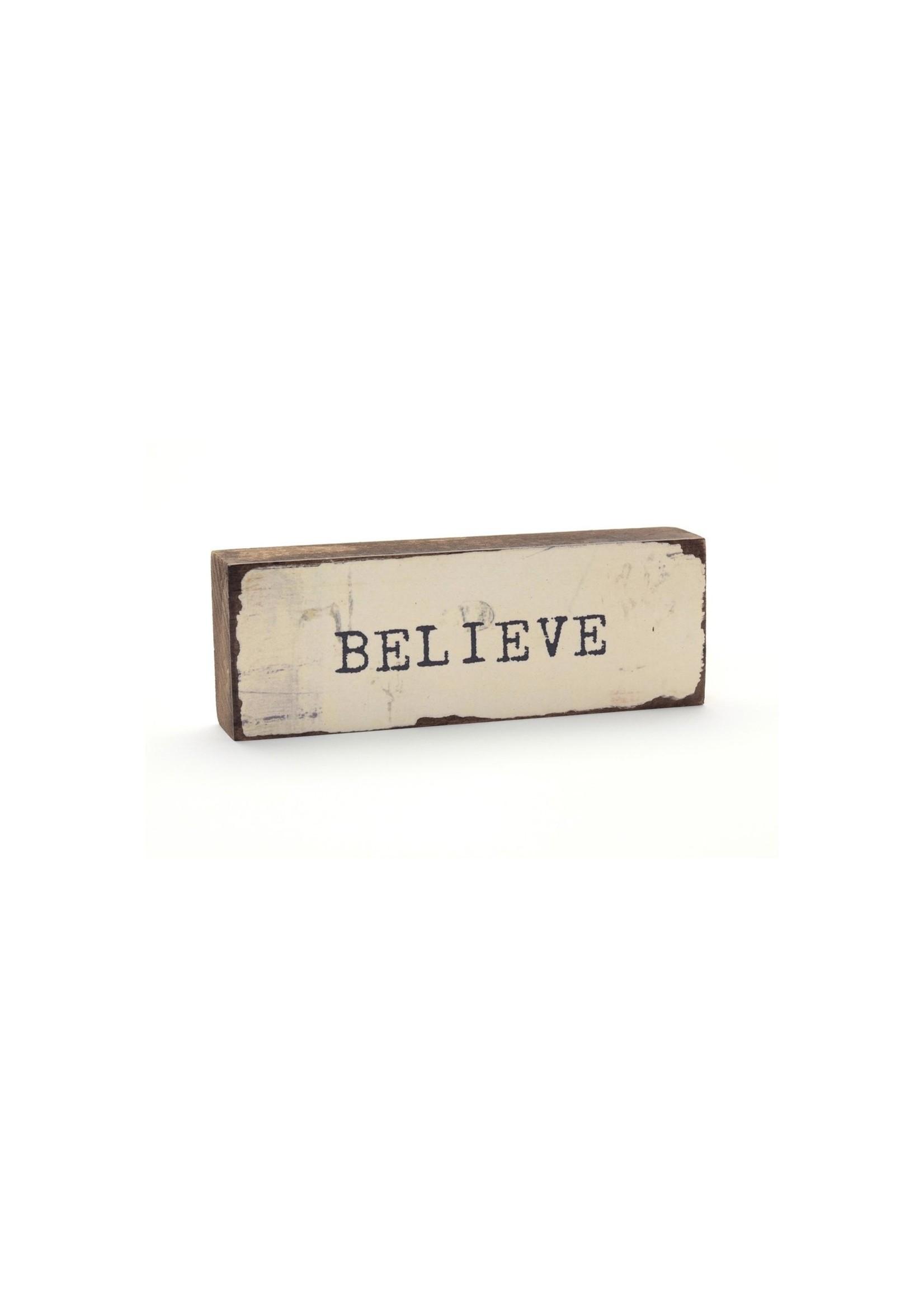 Believe Timber Bit
