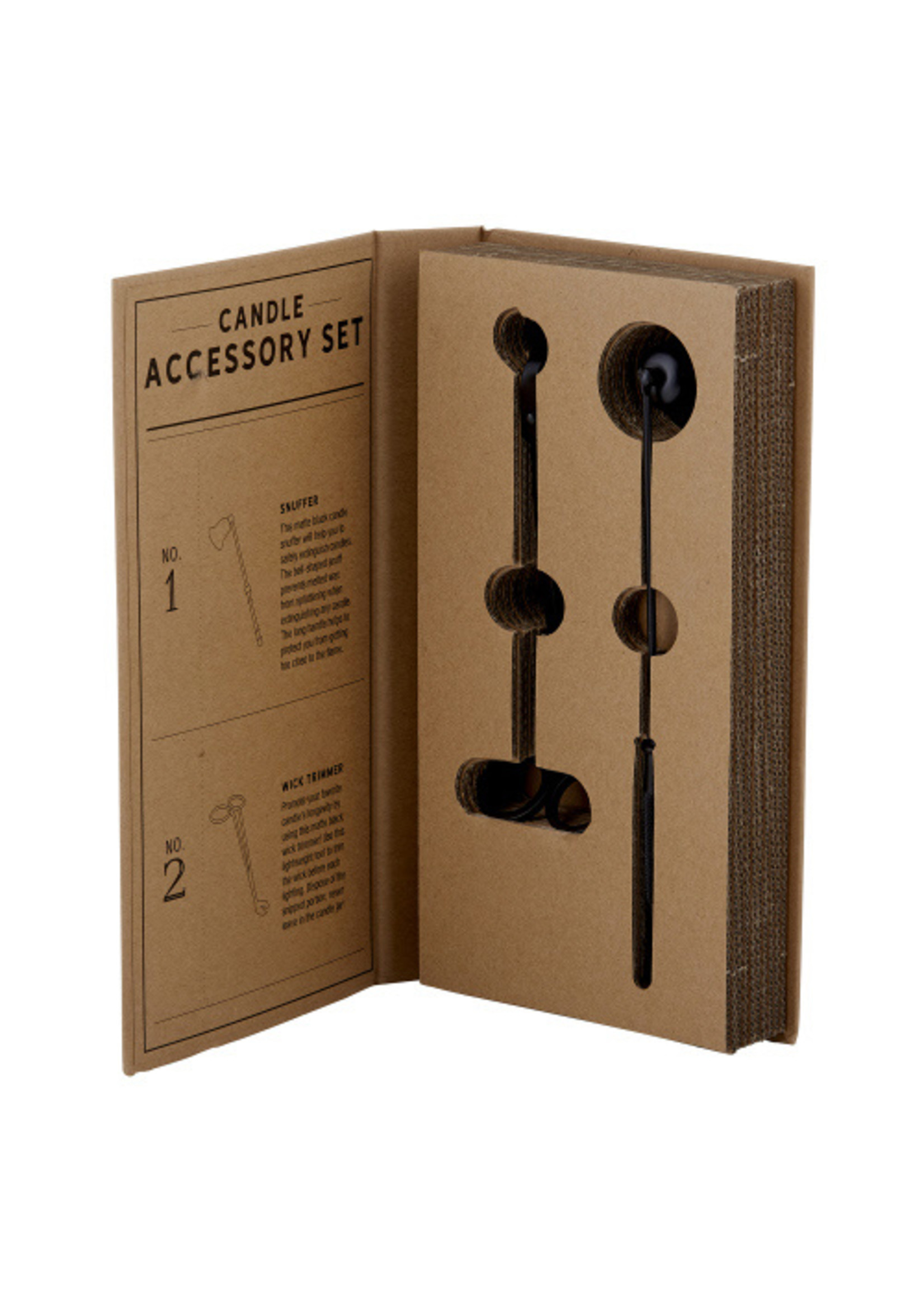 Candle Accessory Set