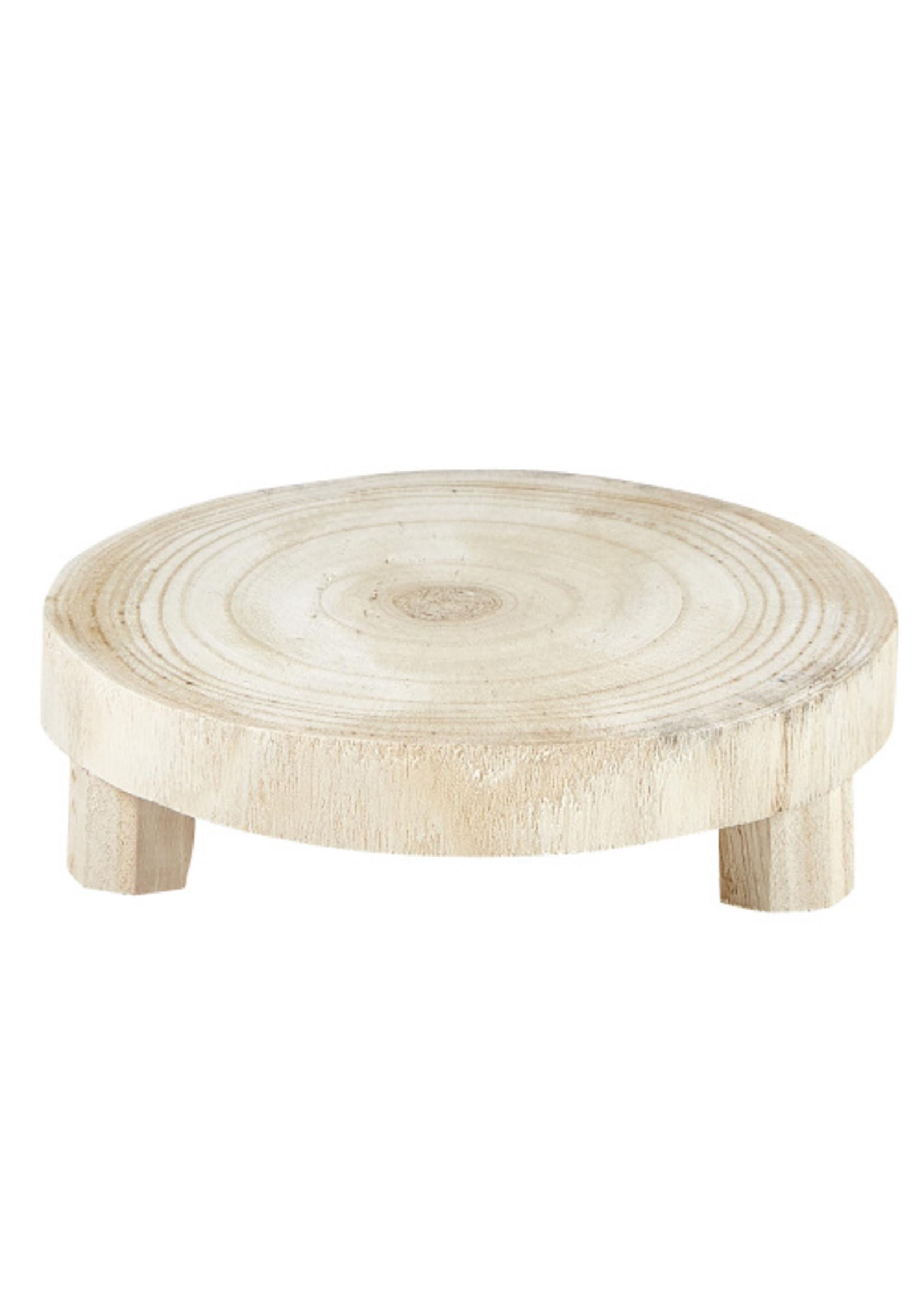 Natural Wood Riser - Small