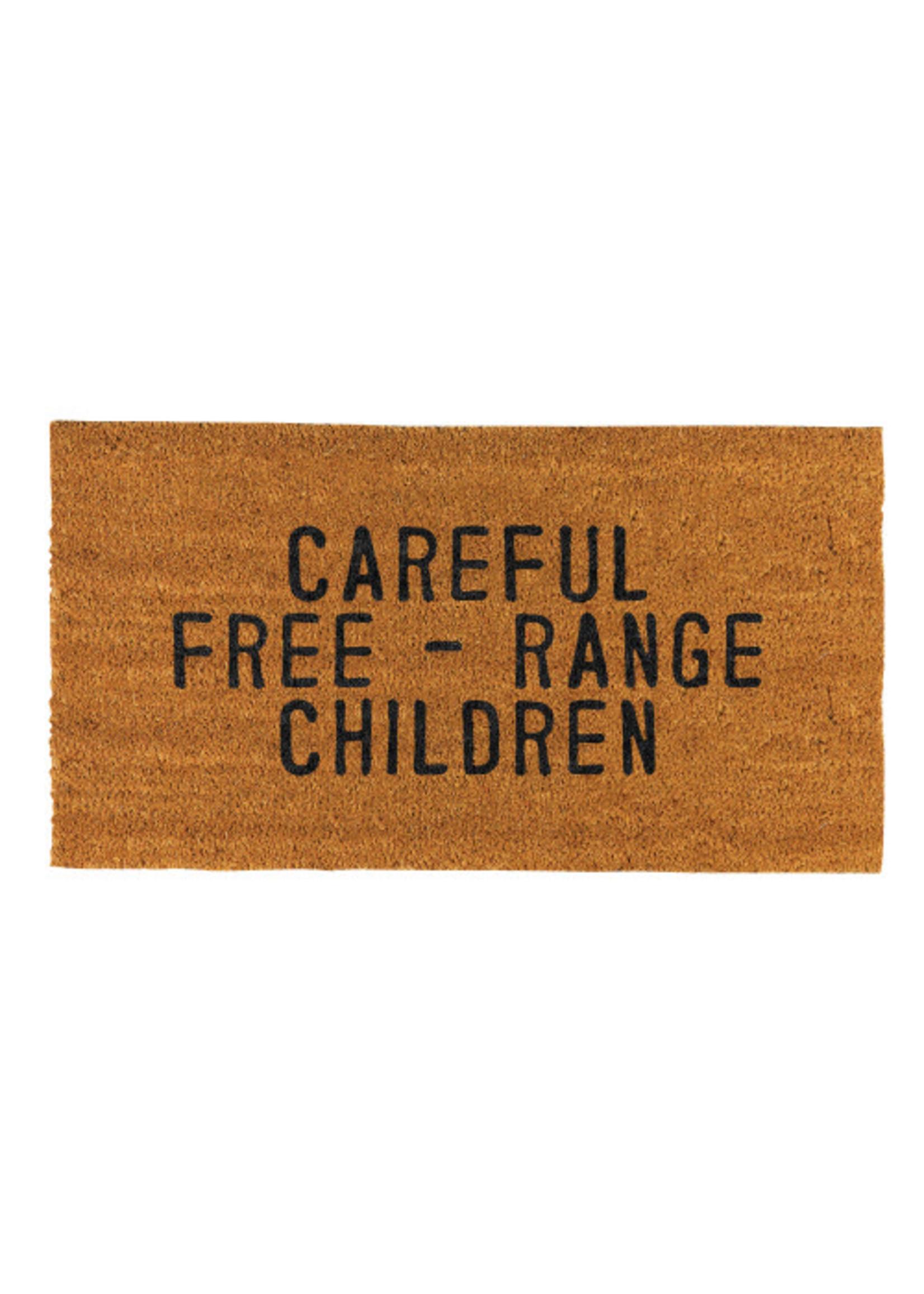 Careful Doormat