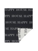 Happy House Throw