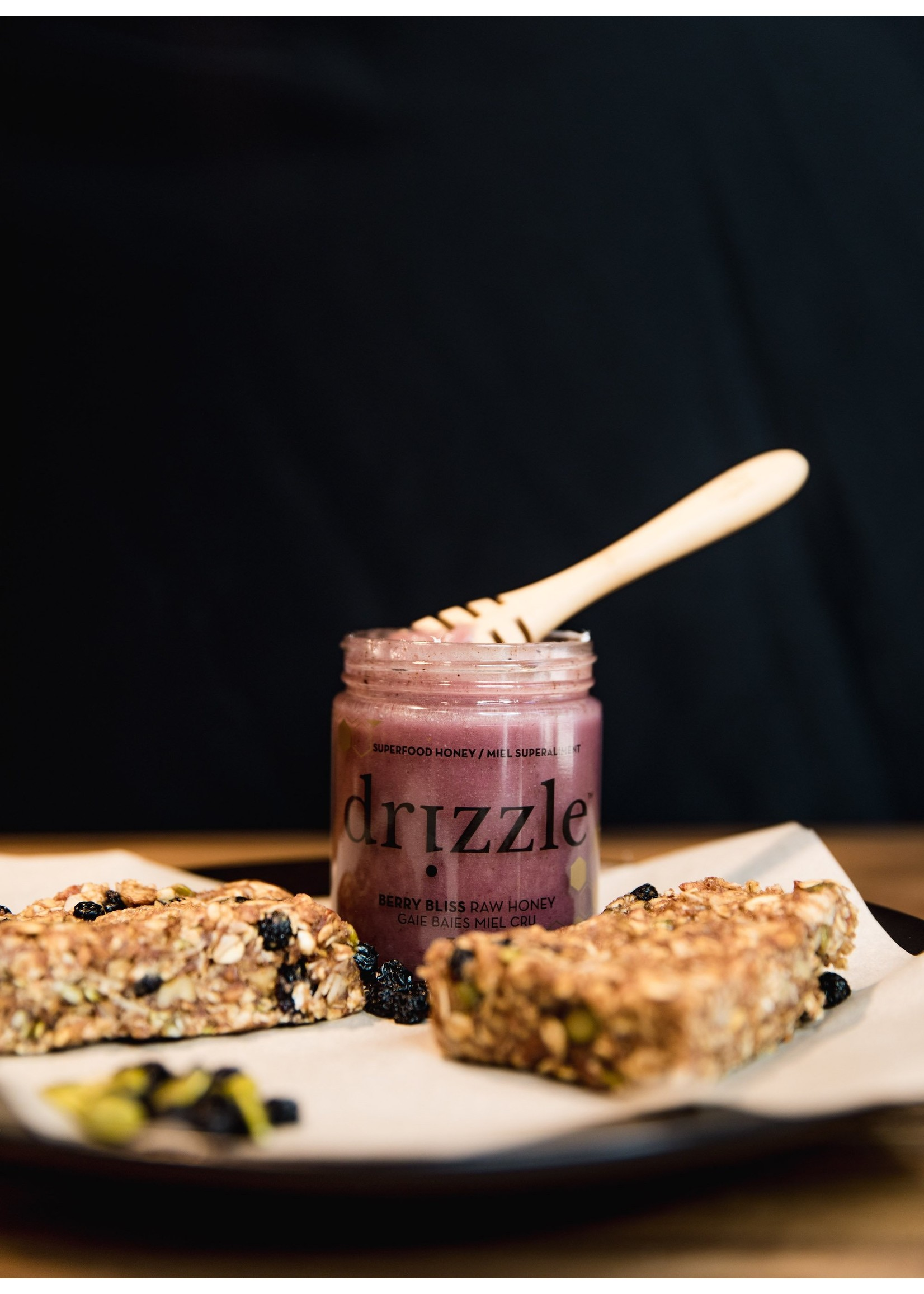 Drizzle Honey Berry Bliss Superfood Honey
