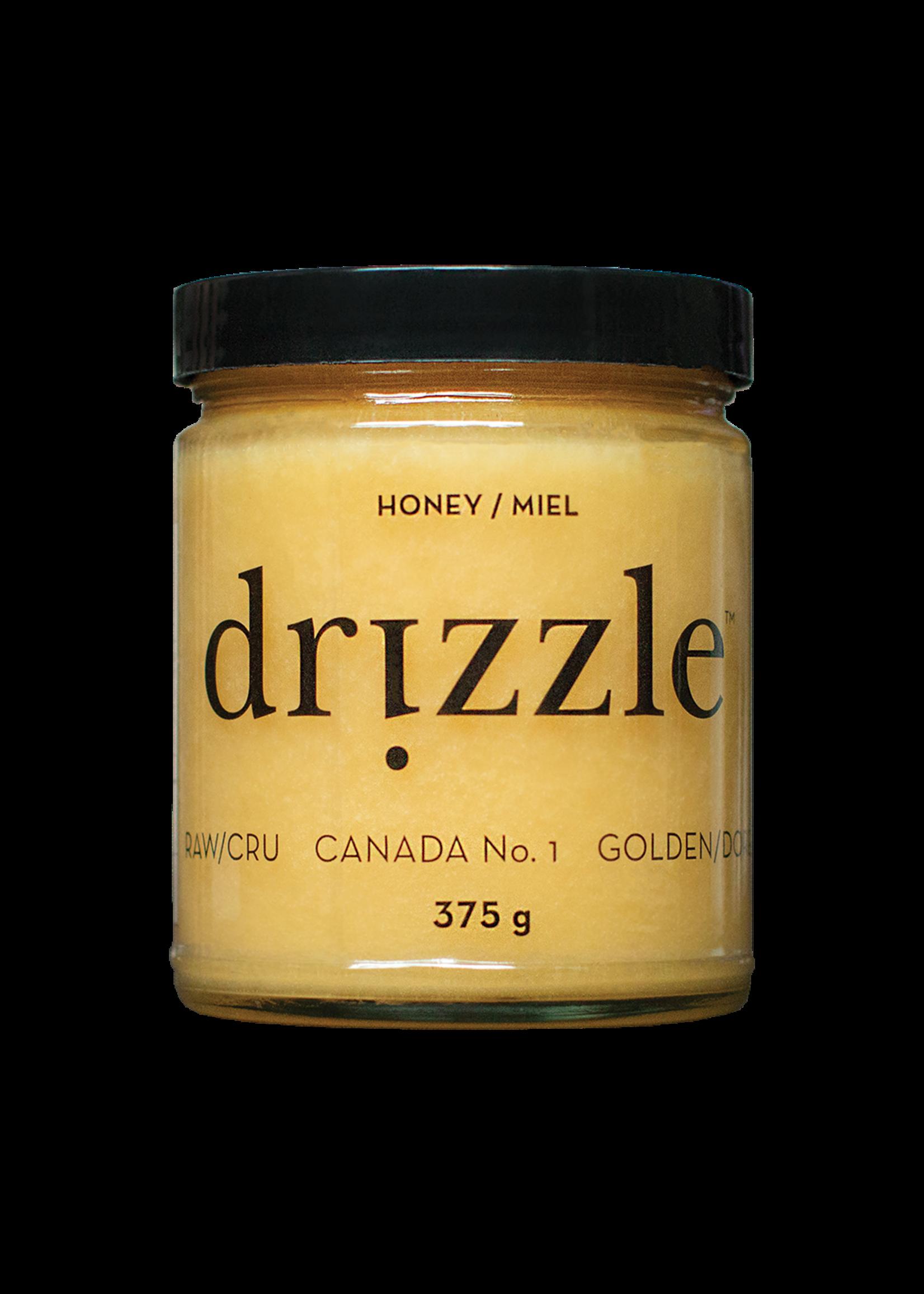 Golden Raw Honey