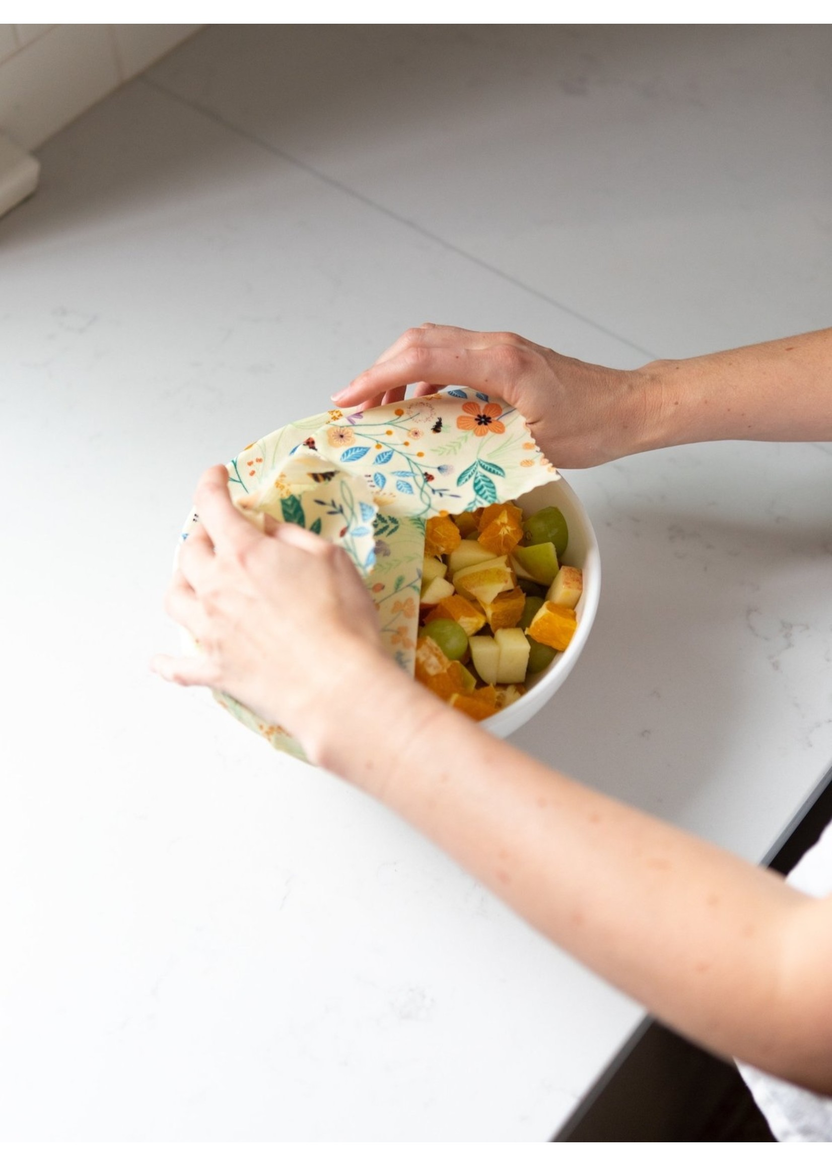 Goldilocks Wraps Pollinators Food Wrap