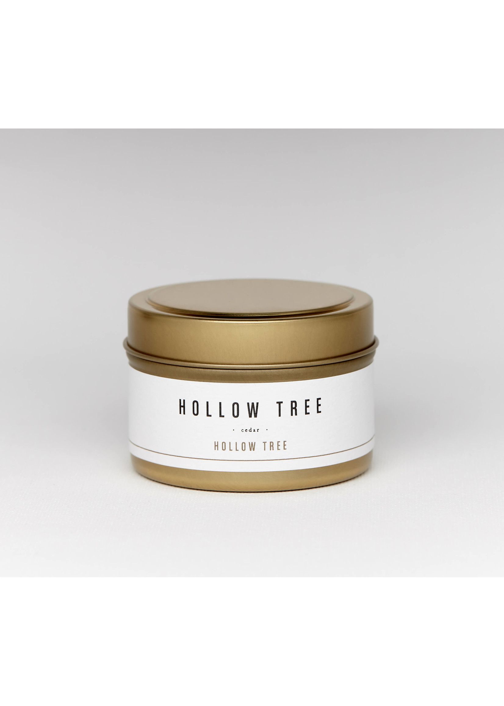 Hollow Tree Hollow Tree Travel Candle