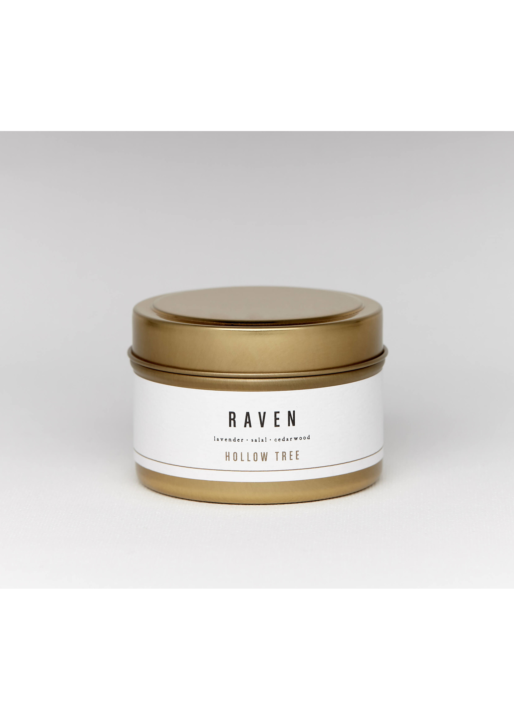 Raven Travel Candle