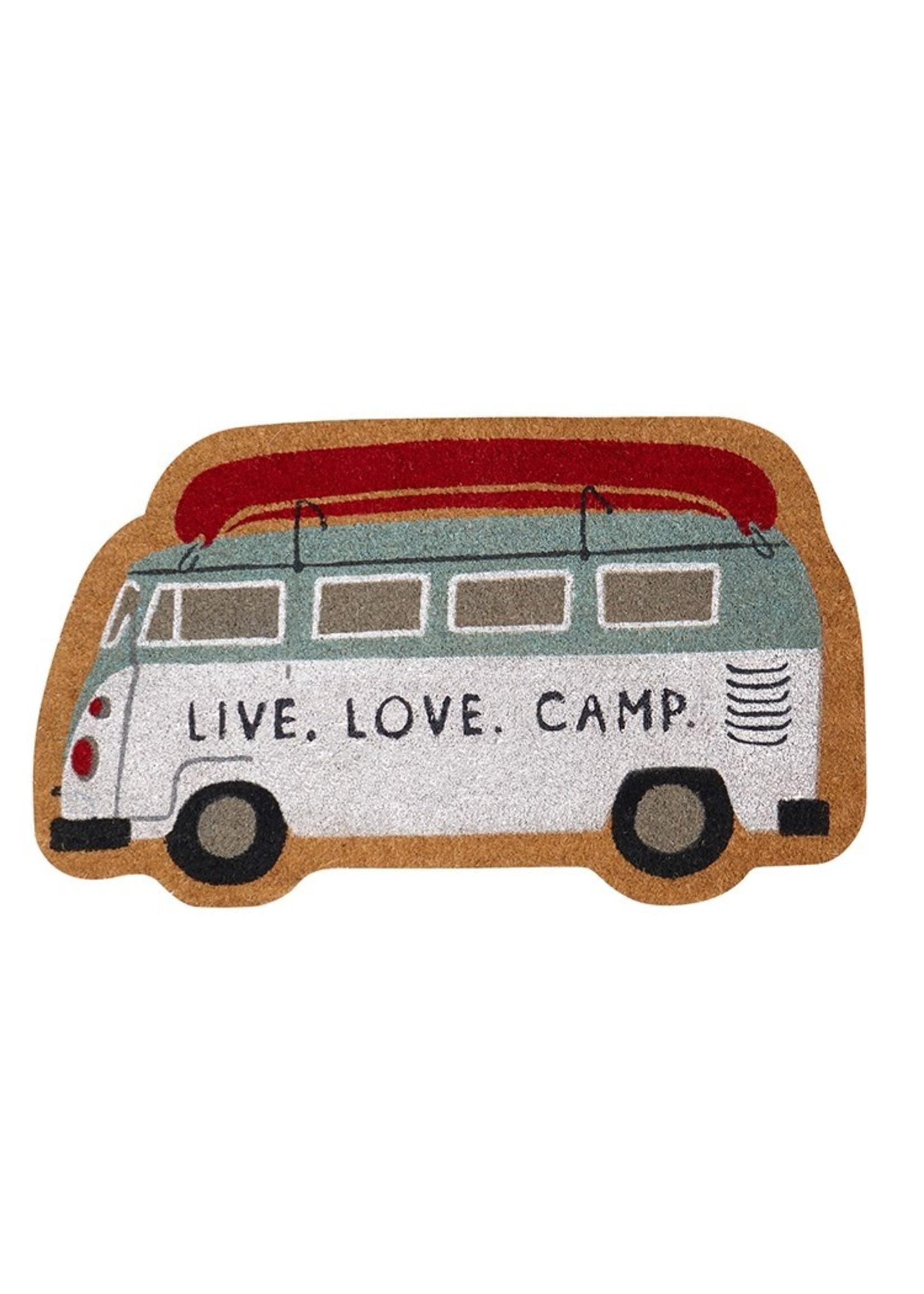 Live Love Camp Mat