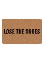 """""""Lose The Shoes"""" Printed Coir Mat"""
