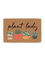 Plant Lady Coir Mat