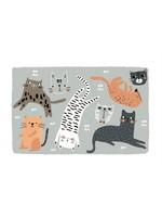 Cats Coir Mat