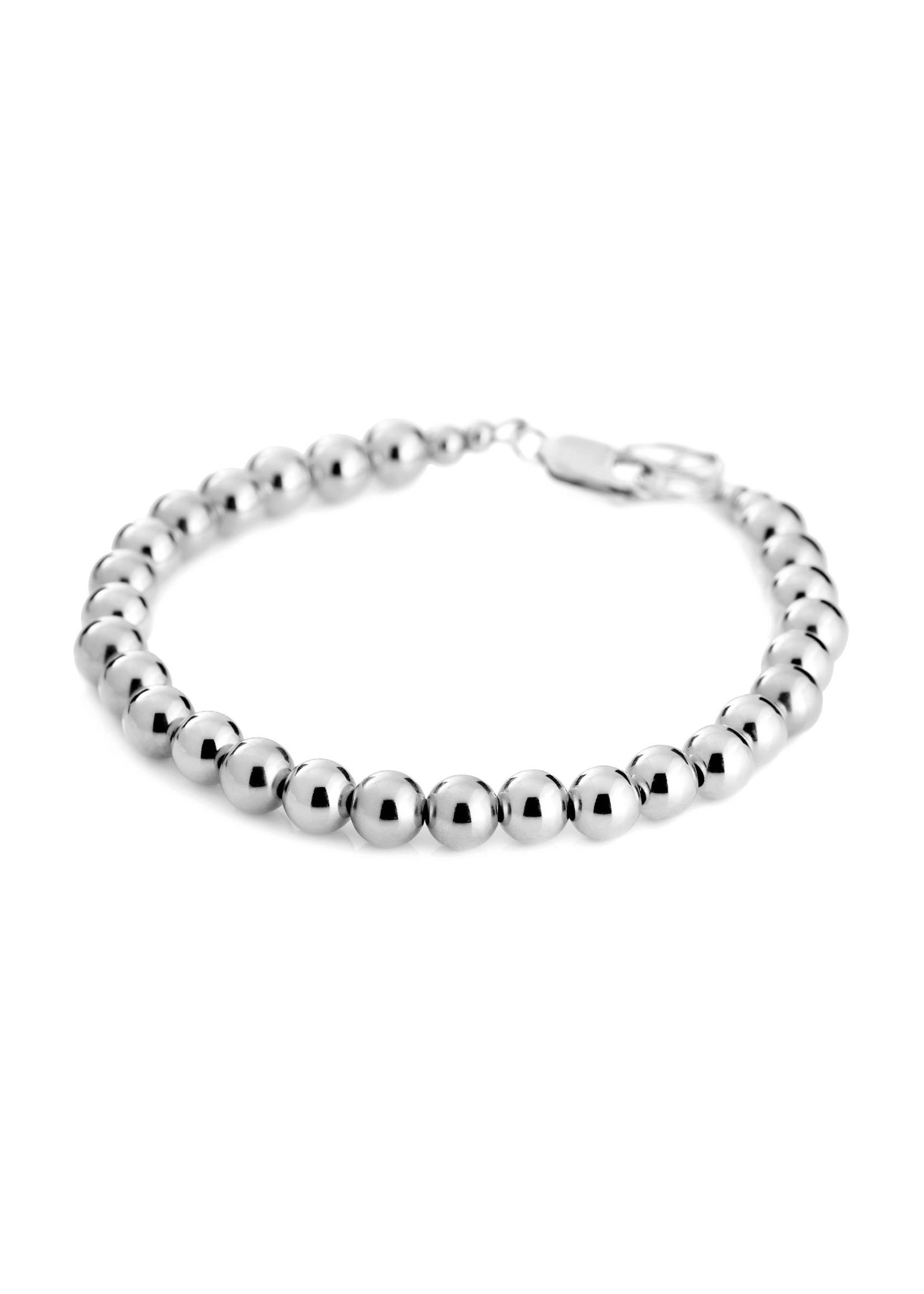 Lolo Jewellery Ball Bracelet - Silver