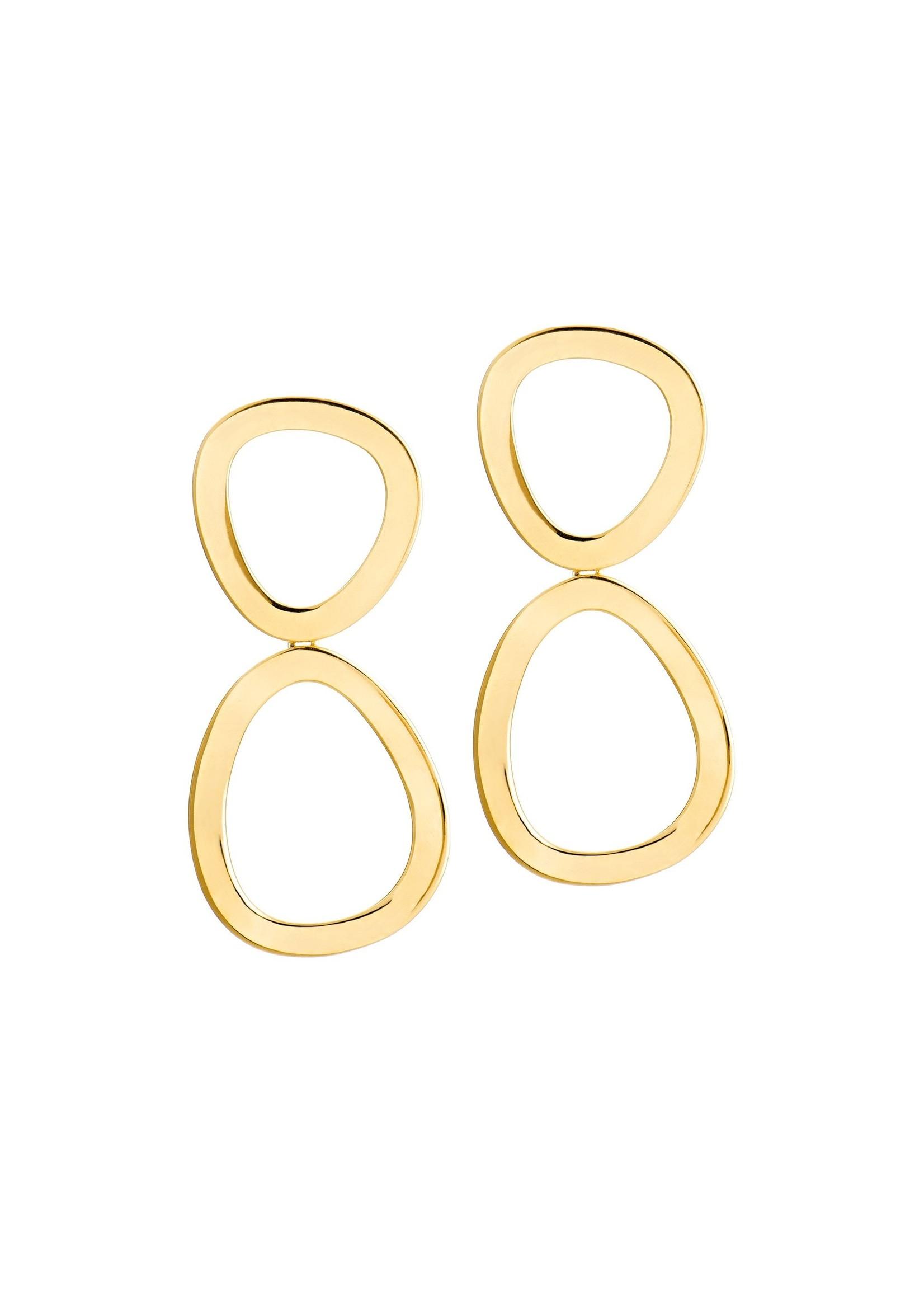 Lolo Jewellery Elise Earrings - Gold