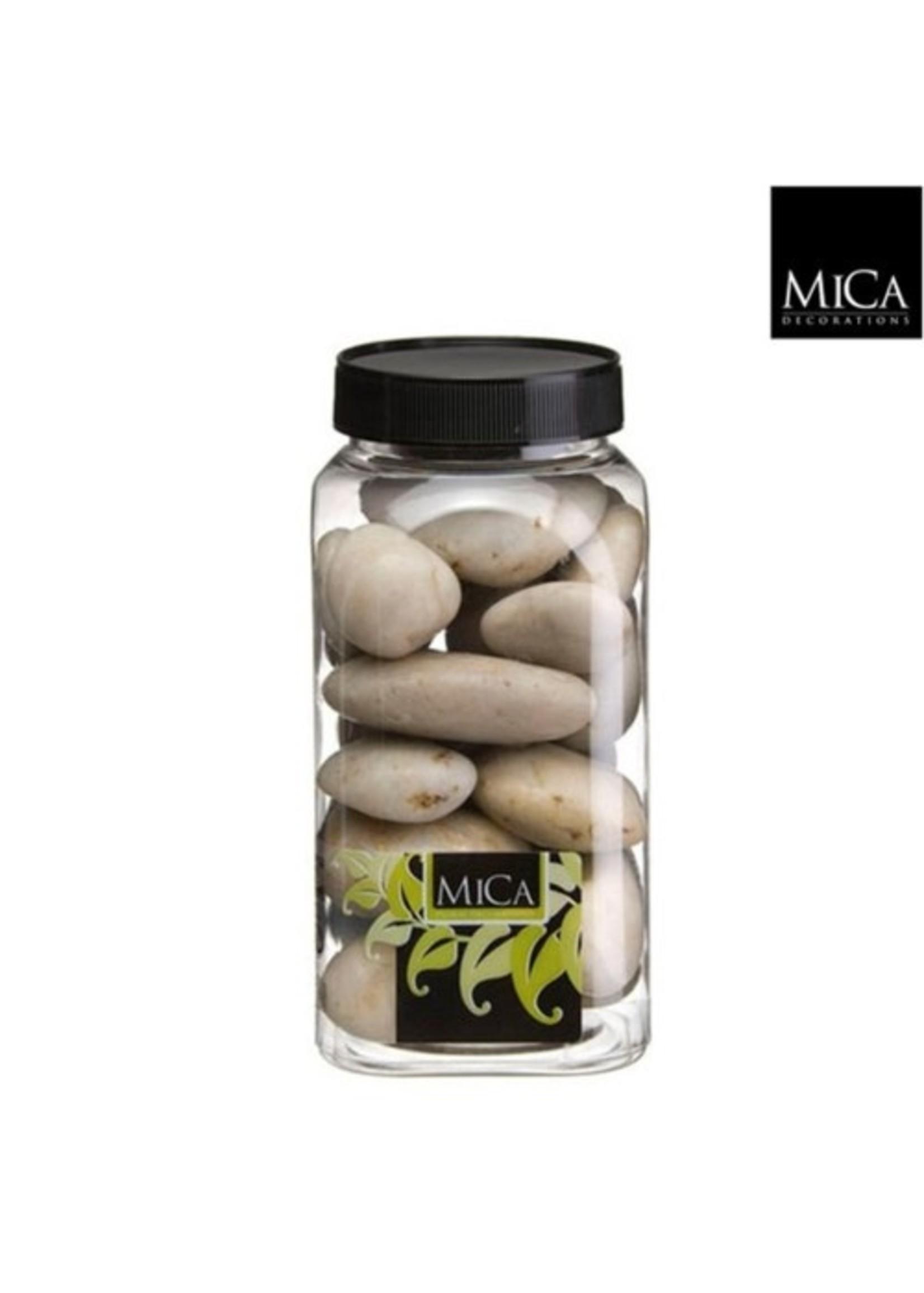 Mica Stones - Beige