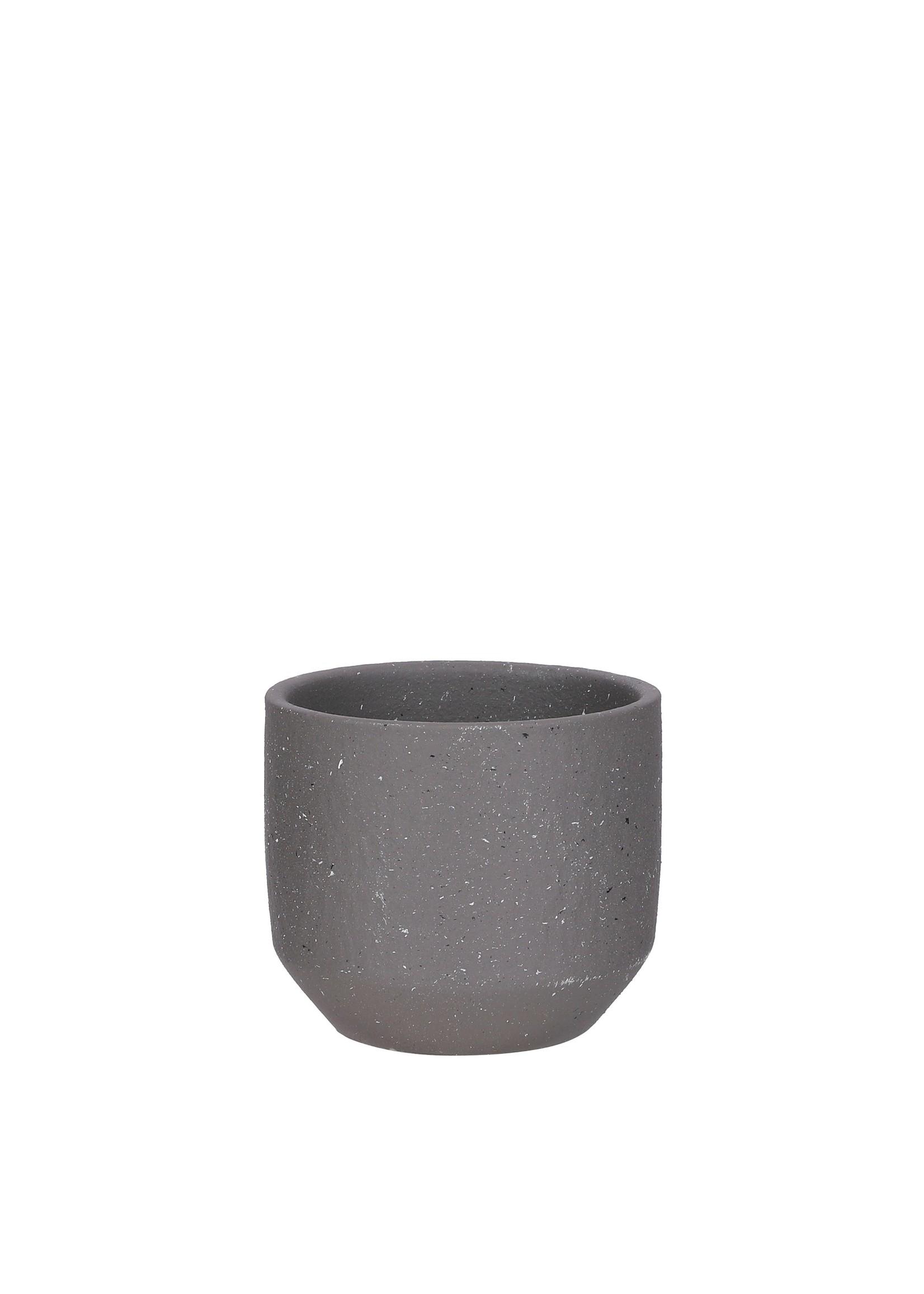 Quinn Pot - Grey