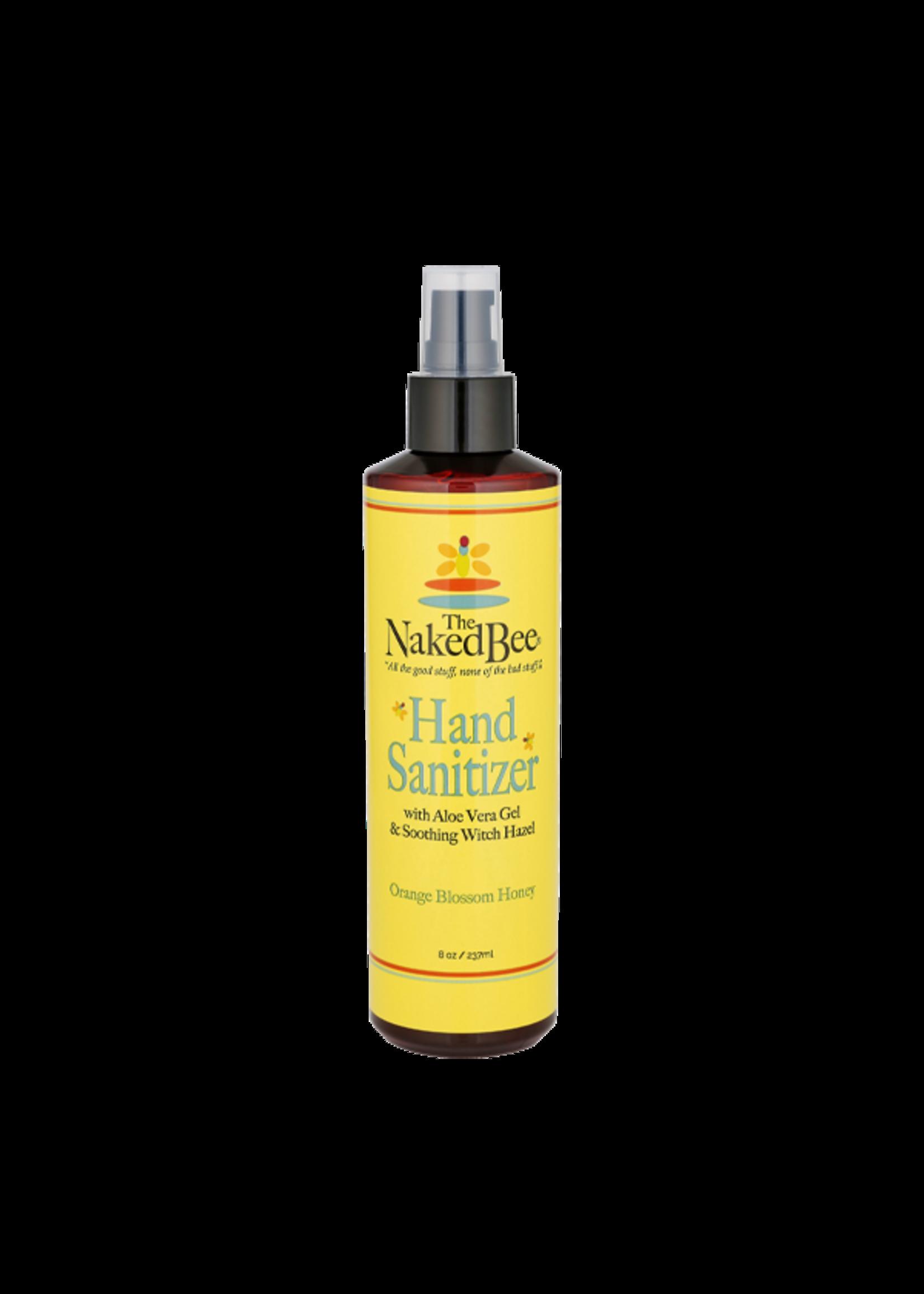 Naked Bee Orange Blosson Honey Hand Sanitizer - 8 oz