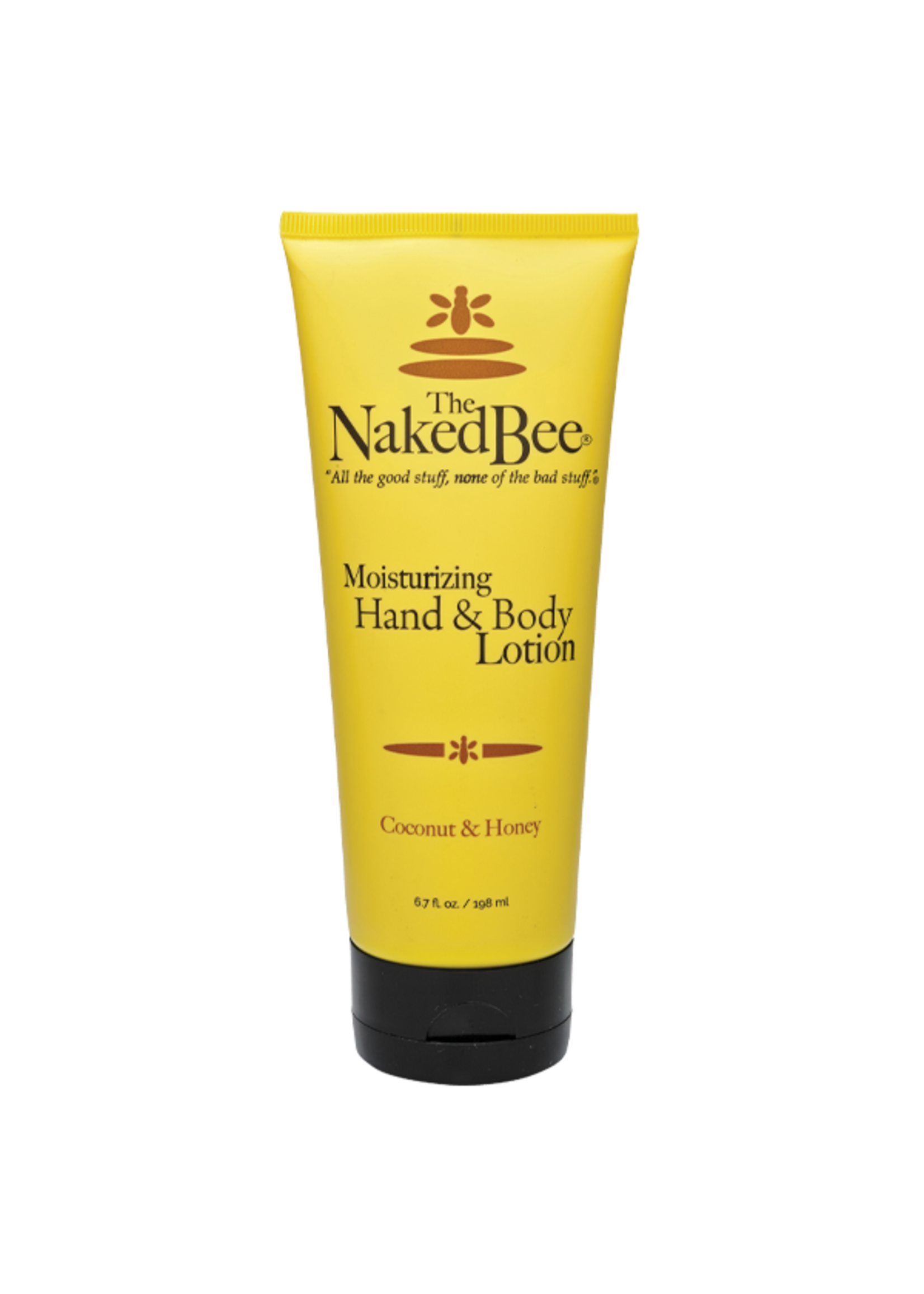 Naked Bee Coconut and Honey Lotion - 6.7oz