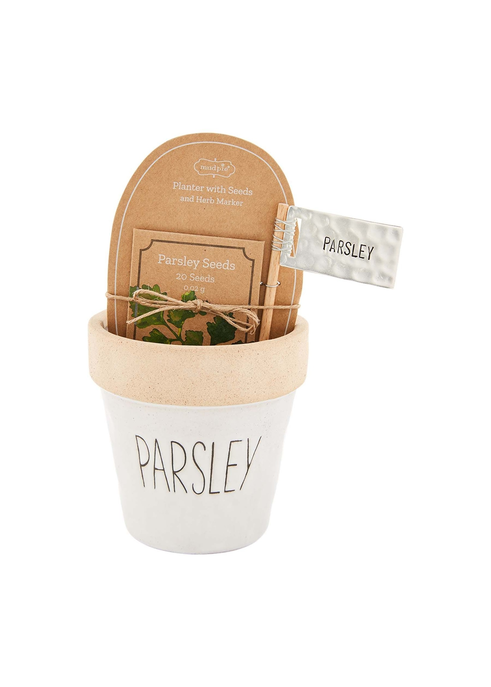 Parsley Seed Pot