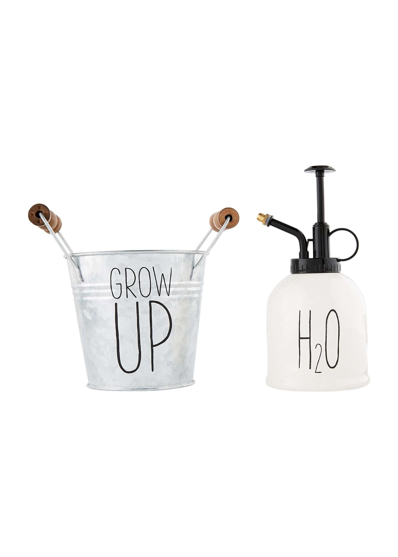 Grow Up Tin Pot