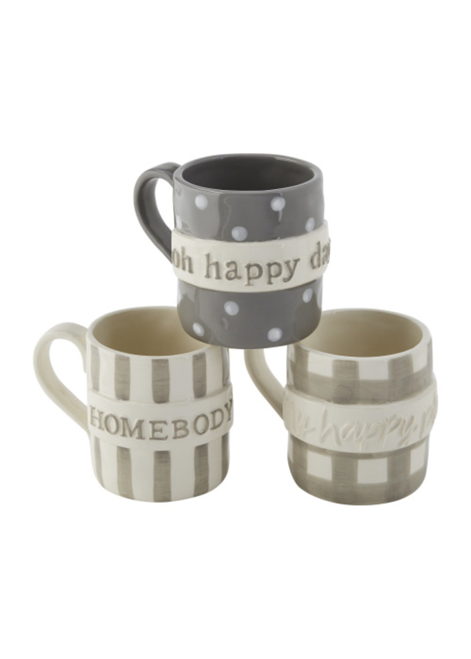 Happy Day Boxed Mug