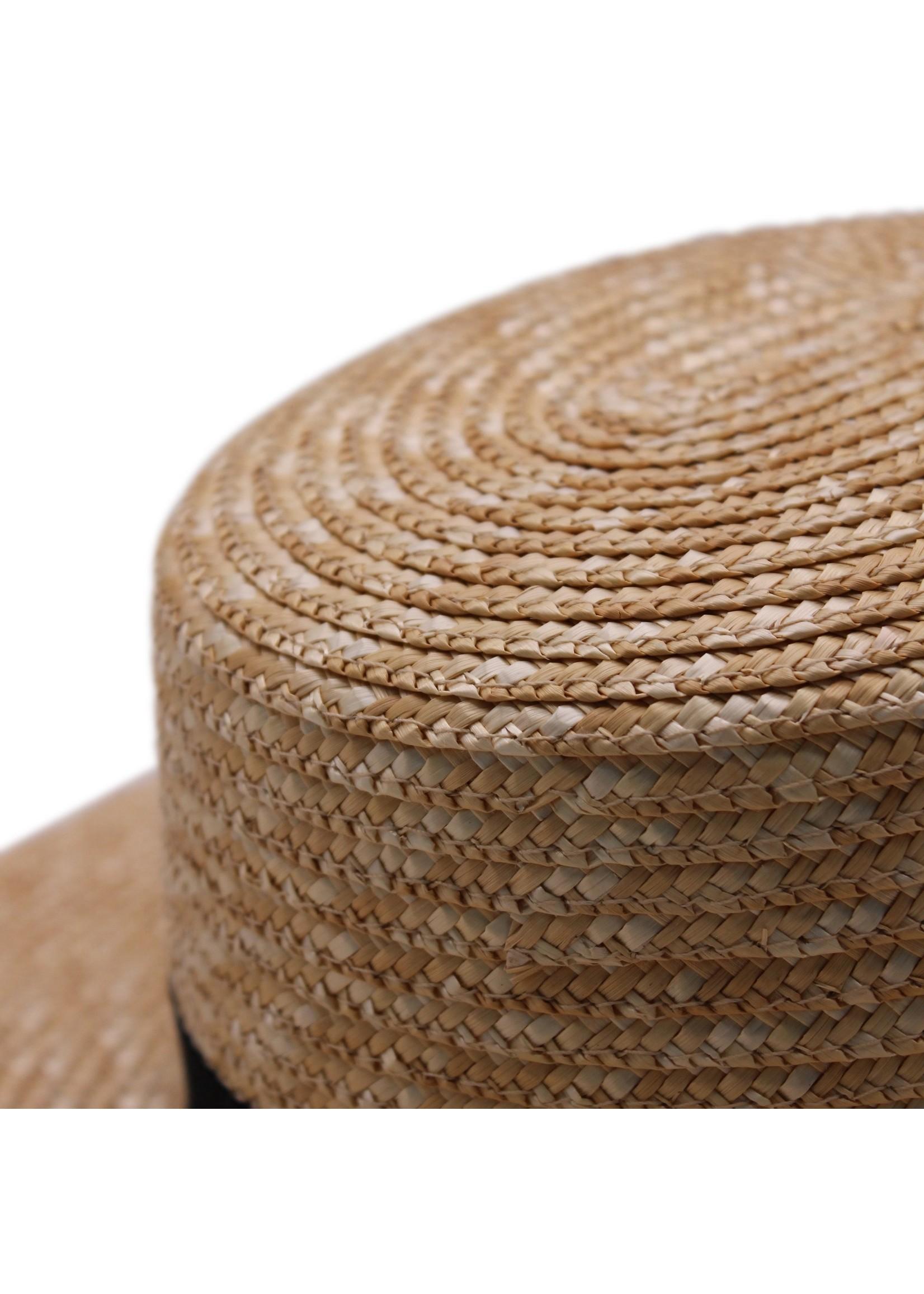 Ace of Something Selene Boater Hat