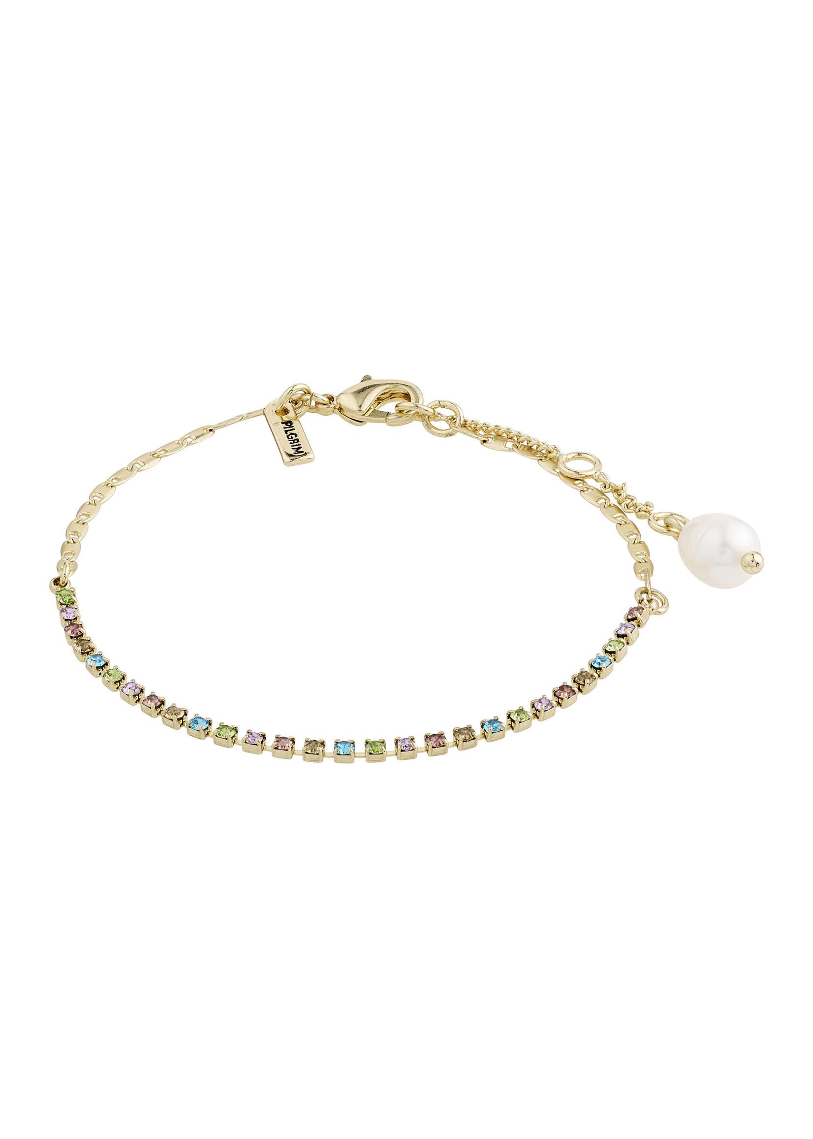 Pilgrim Jewellery Cherished Bracelet - Gold