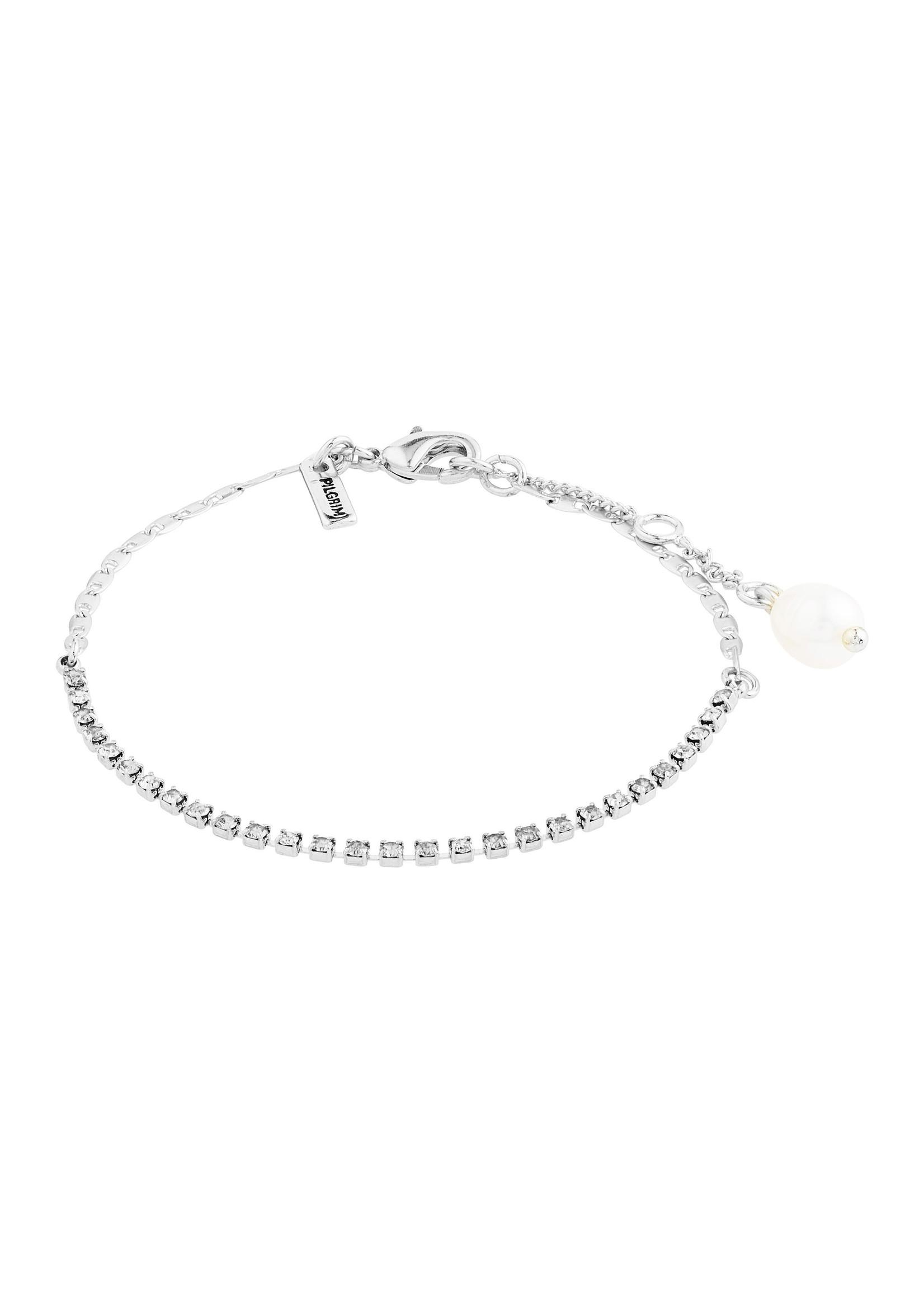Pilgrim Jewellery Cherished Bracelet - Silver