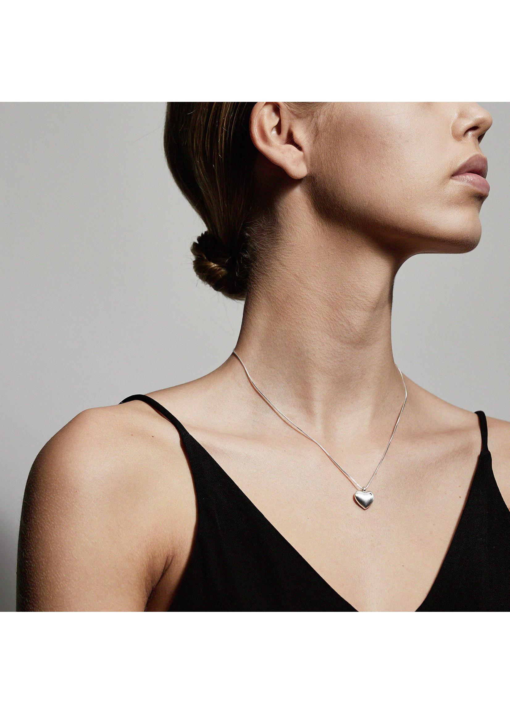 Sophia Necklace - Silver
