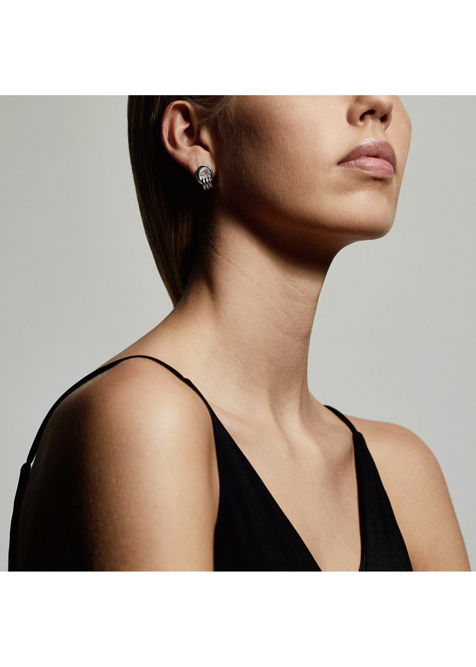 Doris Earrings - Silver