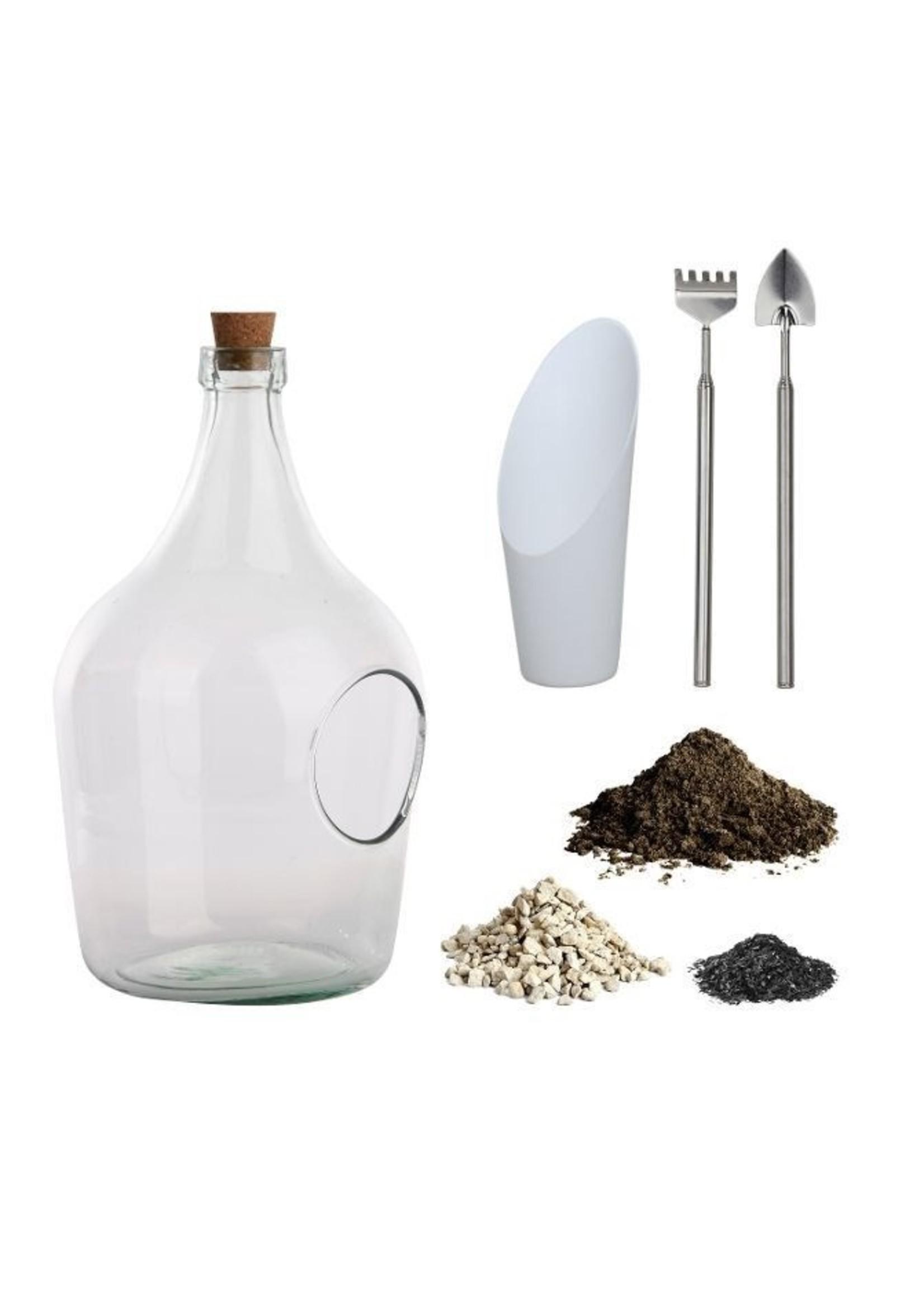 DIY Terrarium Bottle 3 Lt.