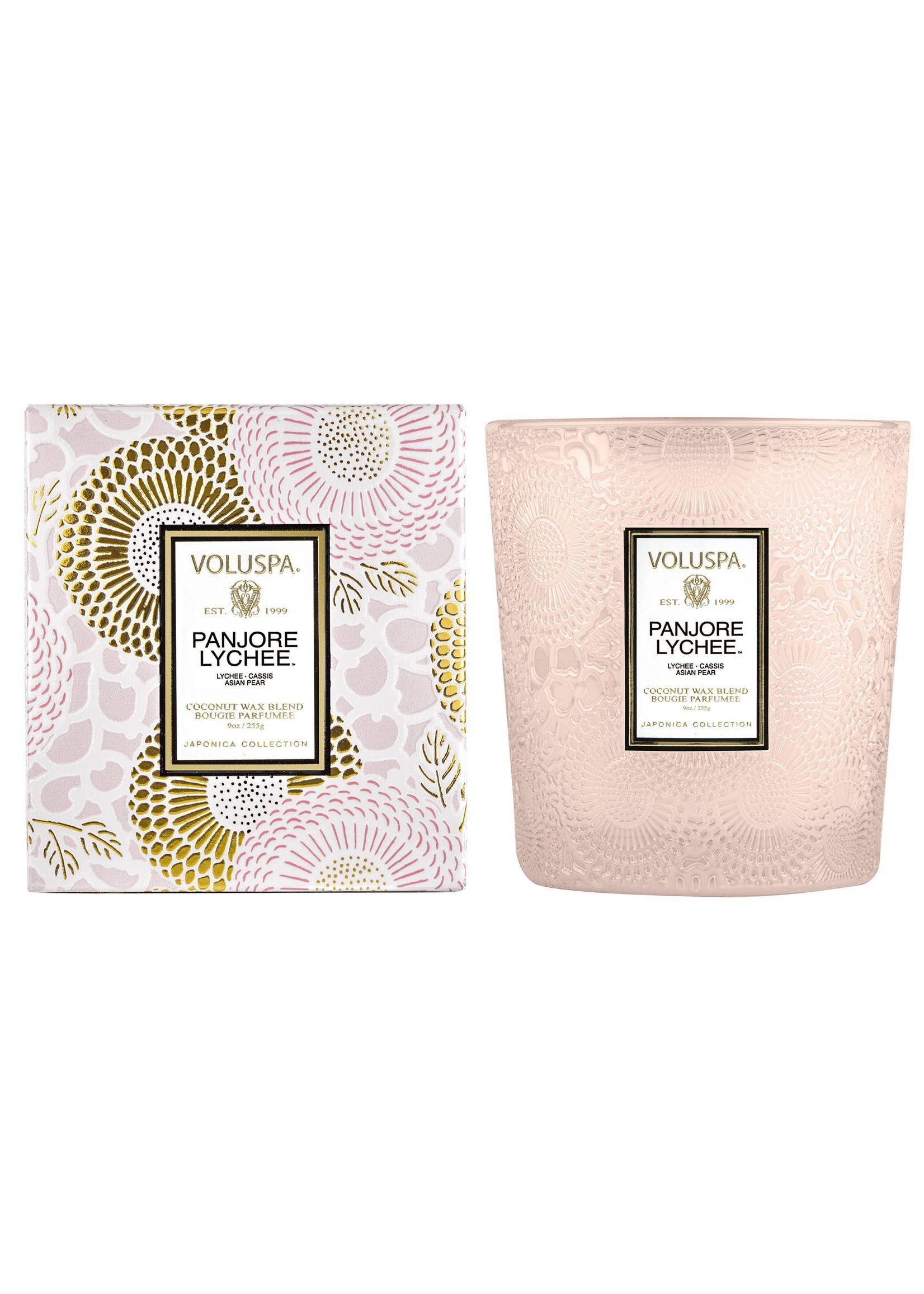 Voluspa Panjore Lychee Classic Candle