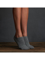 Lemon Loungewear Ankle Sock Grey