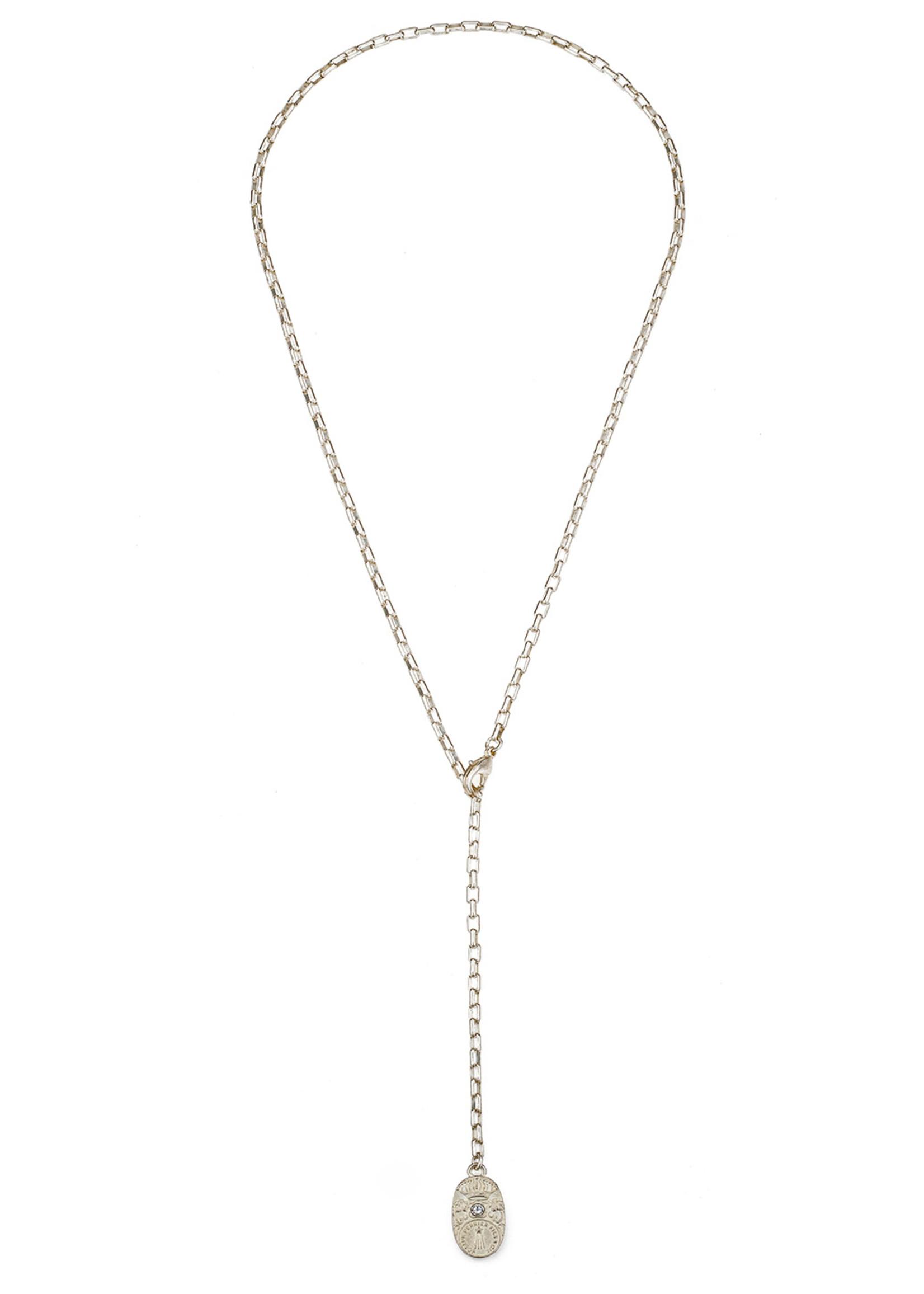 Loire Loriat Necklace Silver
