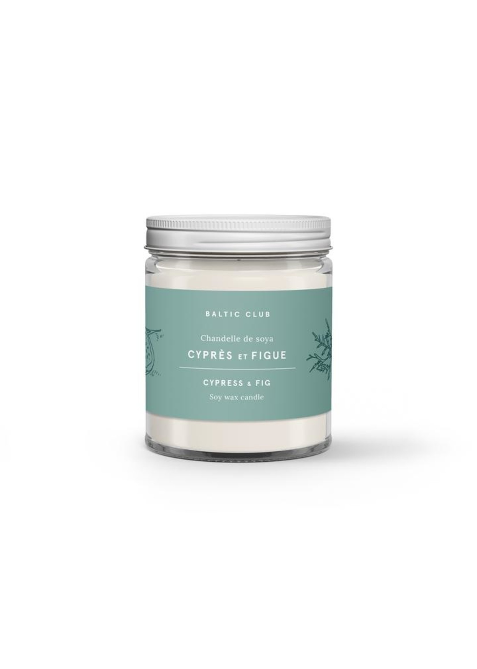 Cyprus and Fig Candle