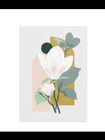 Baltic Club Magnolia Art Print