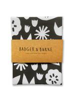 Badger & Burke June Floral Tea Towel