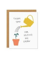 Badger & Burke Thank You Seedling Card