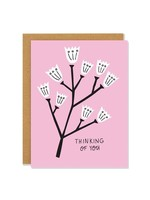 Badger & Burke Thinking of You Card