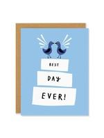 Badger & Burke Best Day Ever Card