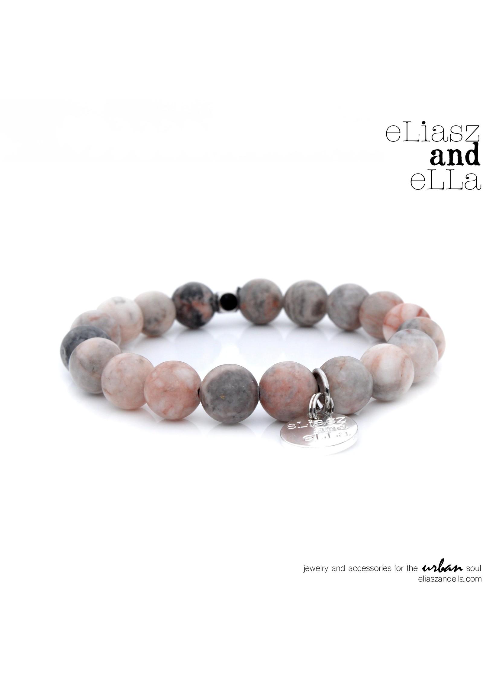 Eliasz and Ella Bliss Stone Bangin Bracelet
