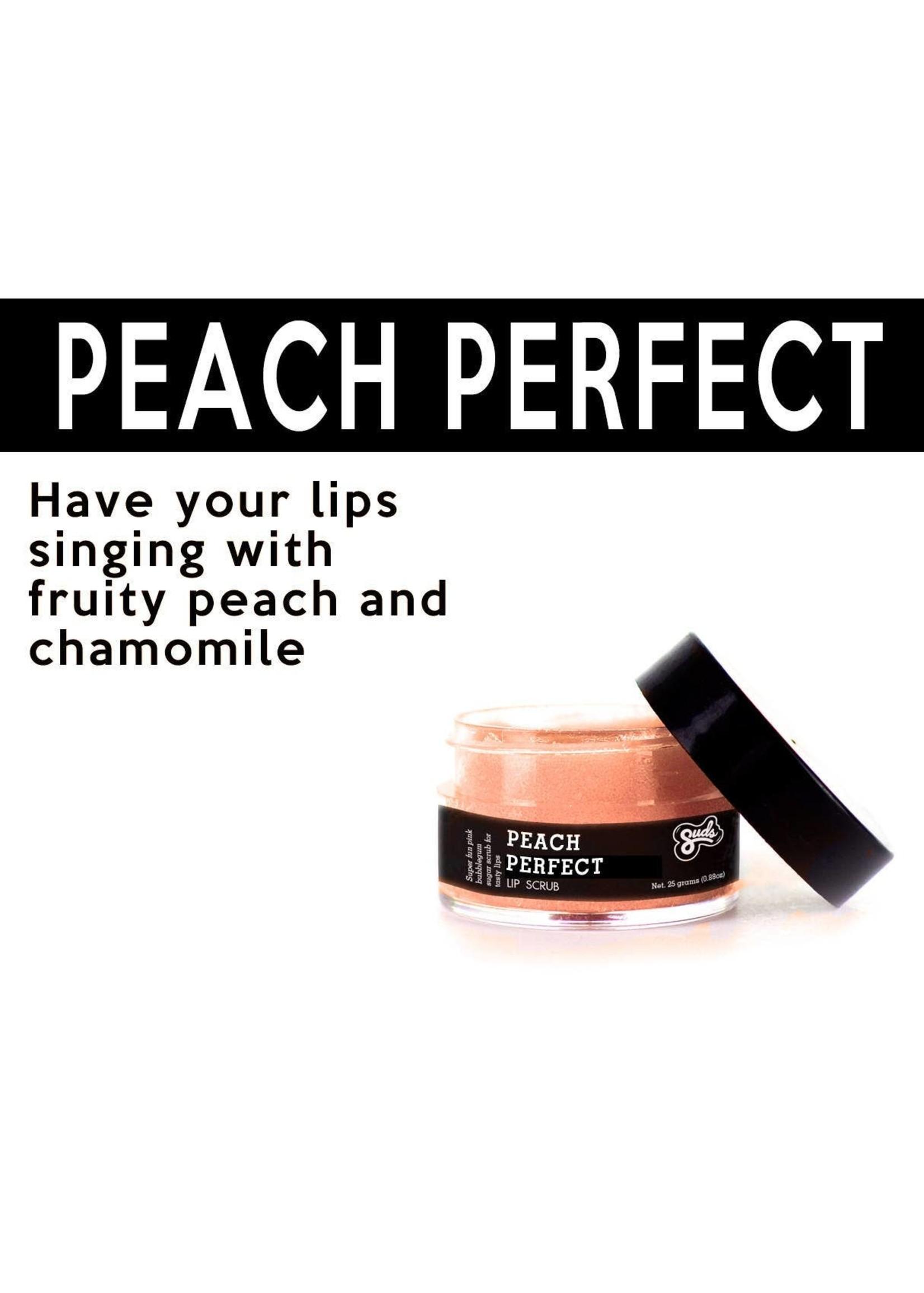 Sudsatorium Peach Perfect Lip Scrub