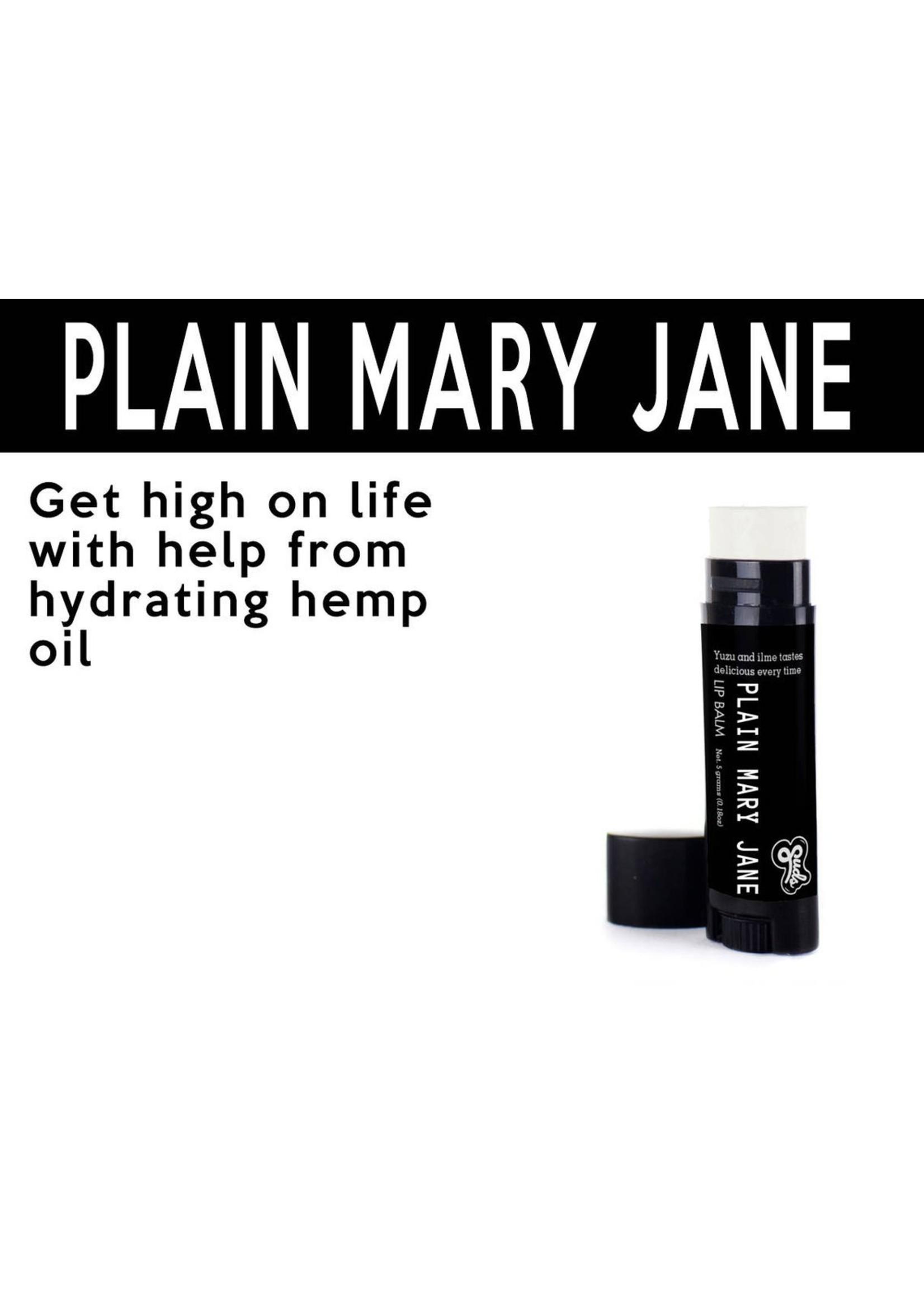 Sudsatorium Plain Mary Jane Lip Balm