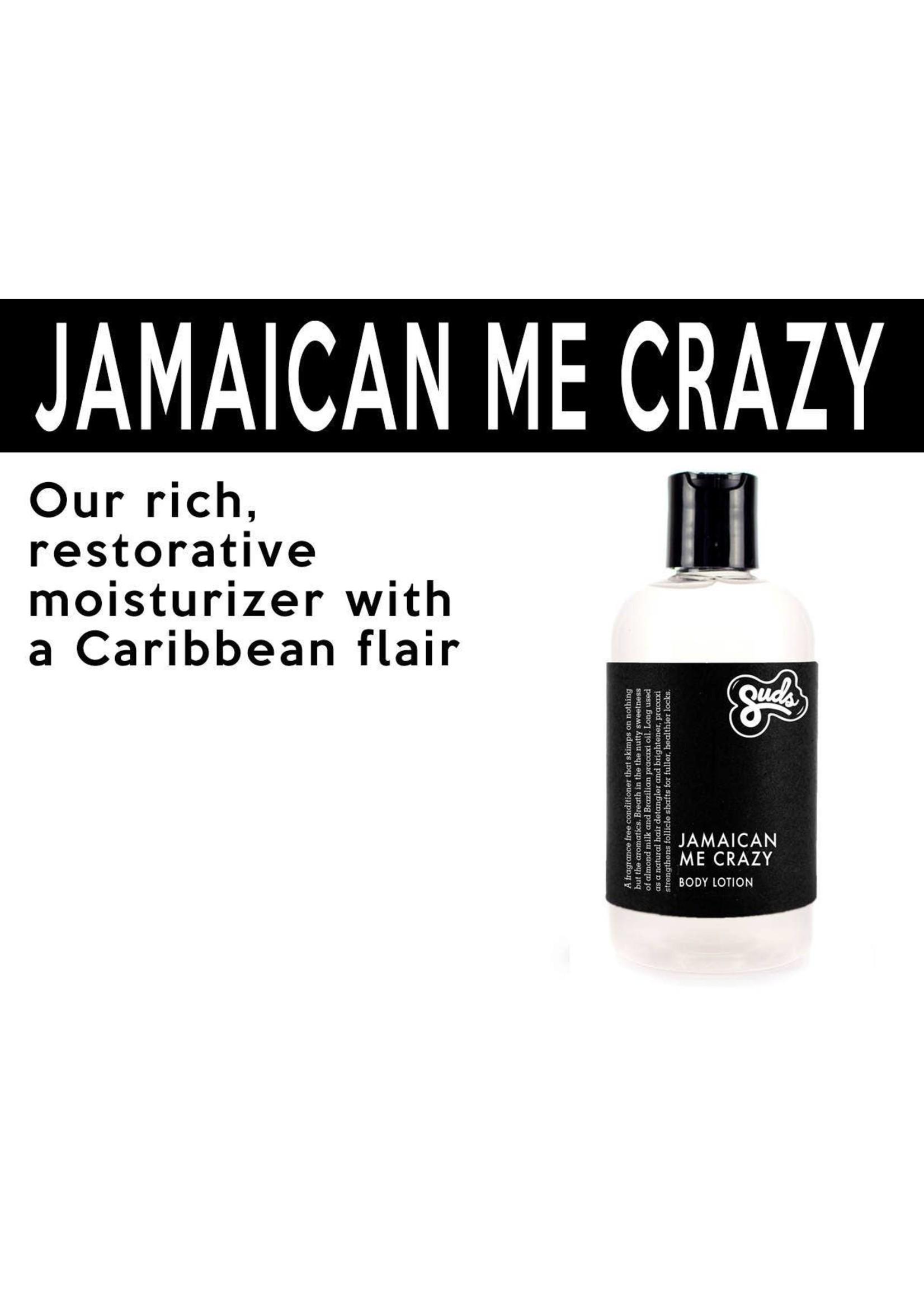 Sudsatorium Jamaican Me Crazy Body Lotion - 250ml