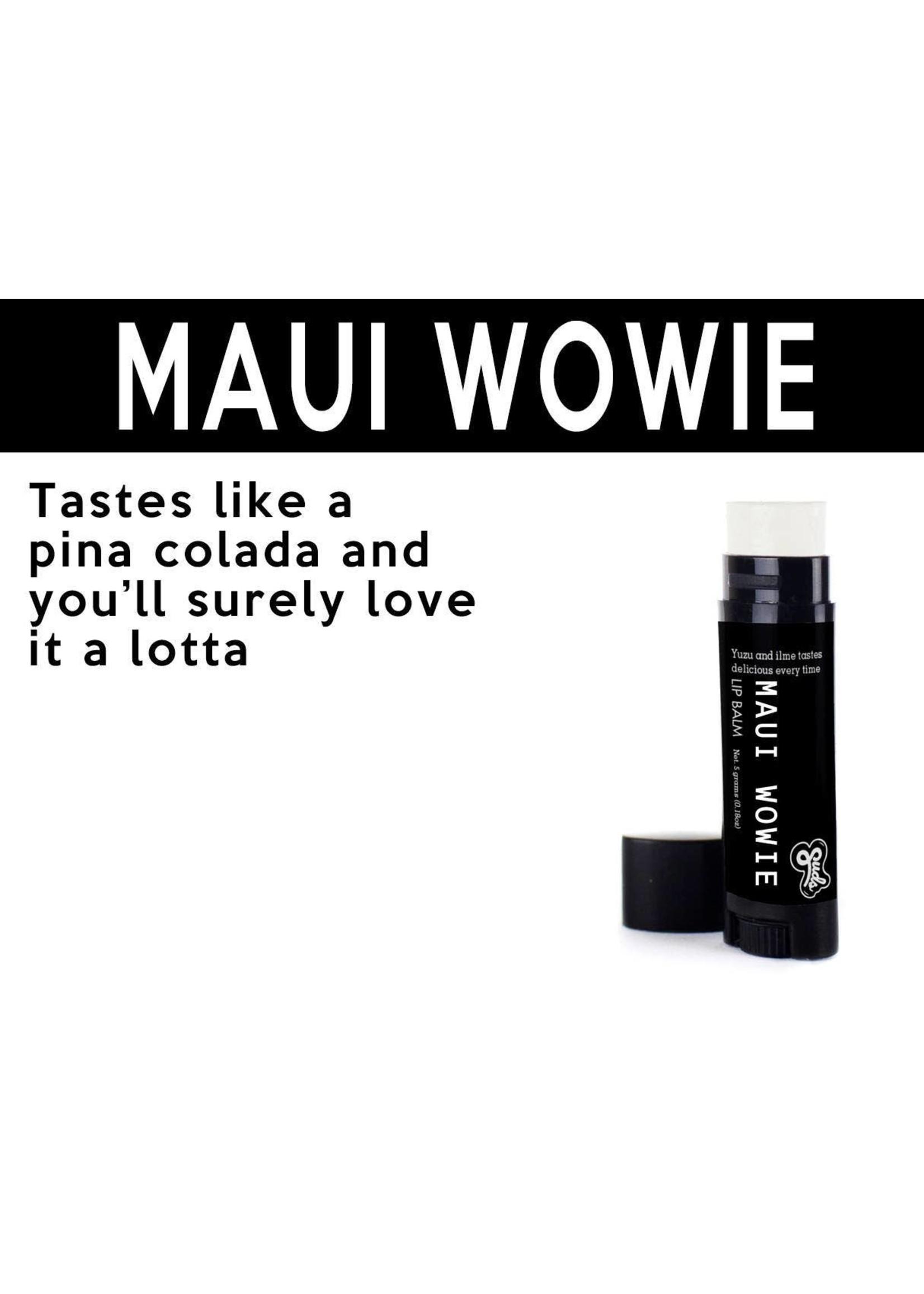 Sudsatorium Maui Wowie Lip Balm