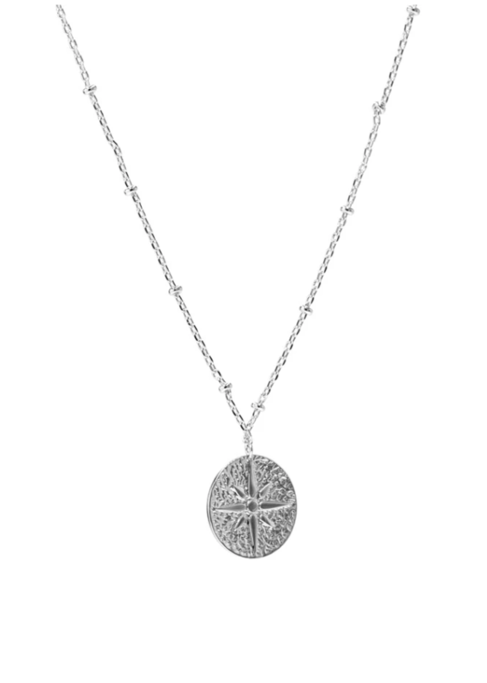 Atmosphere Necklace - Silver