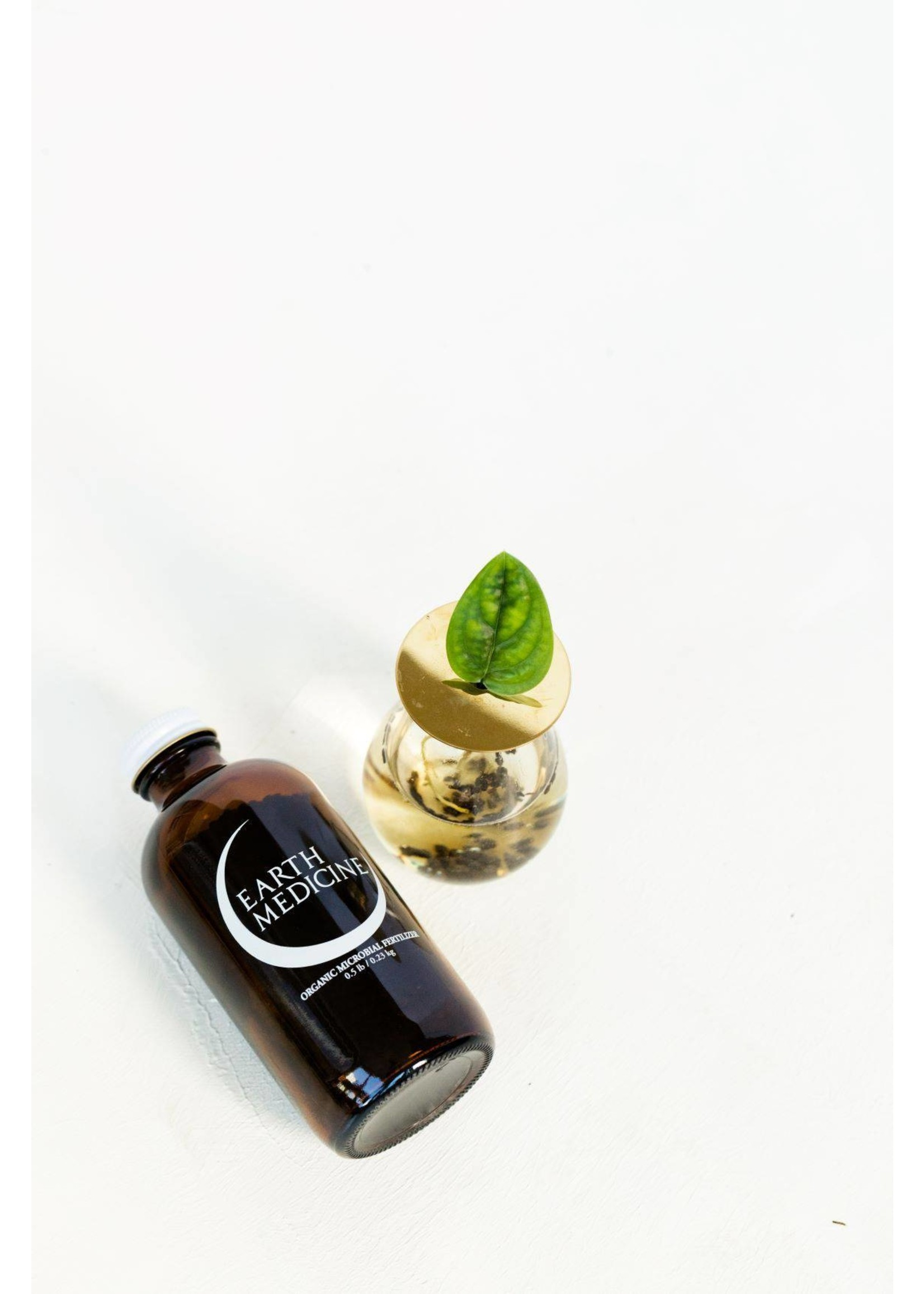 Earth Medicine 1/2lb Sampler Fertilizer