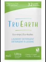 Tru Earth Eco-Strip Laundry Detergent - Fresh Linen