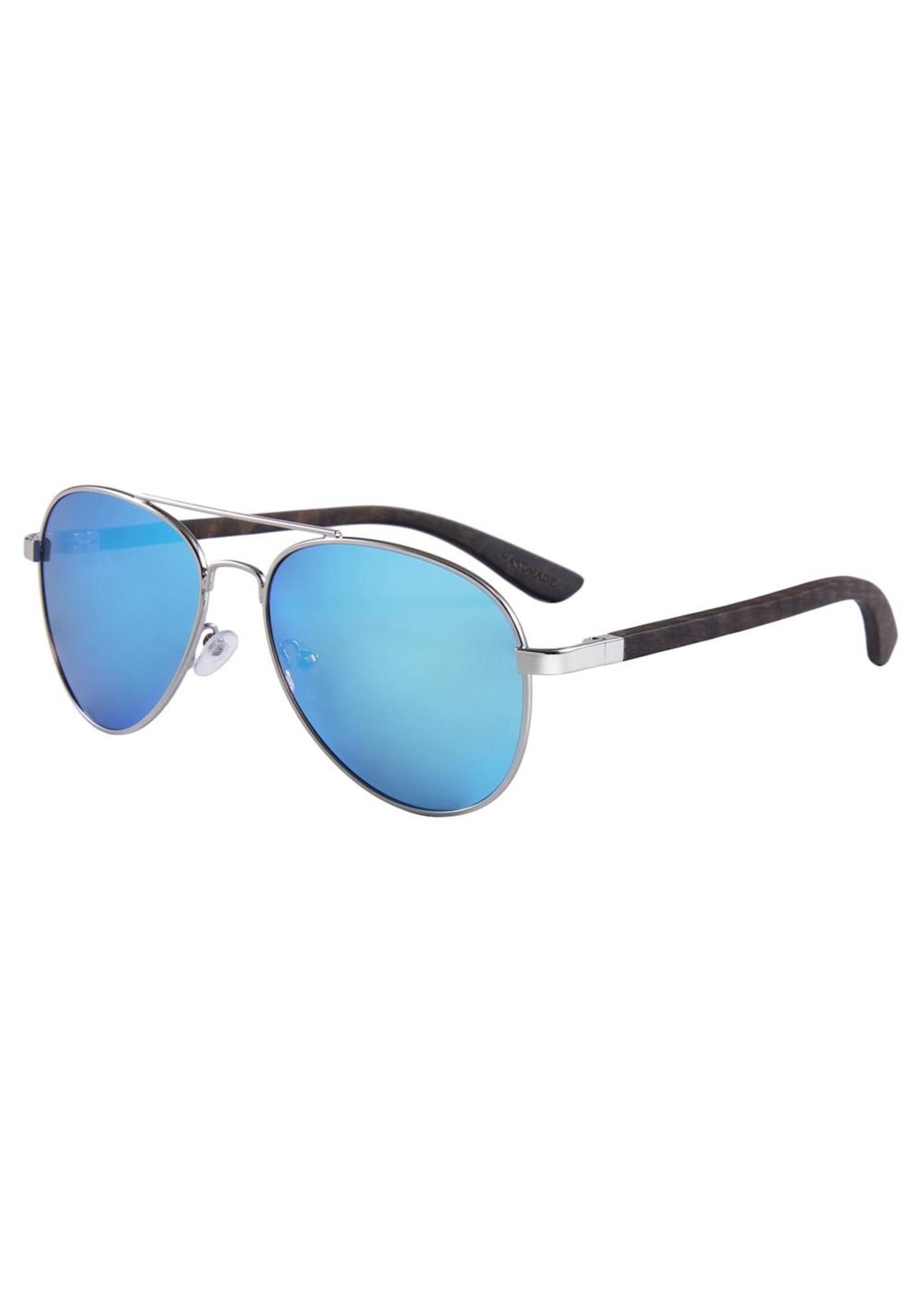 Hawaii - Mirrored Blue