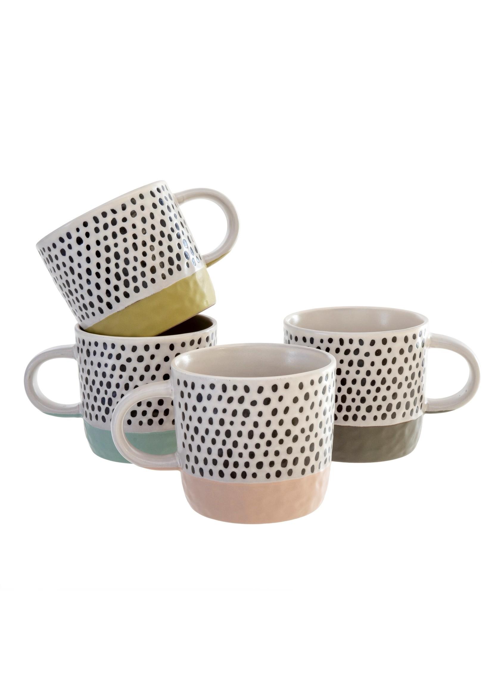 Polkadot Mugs