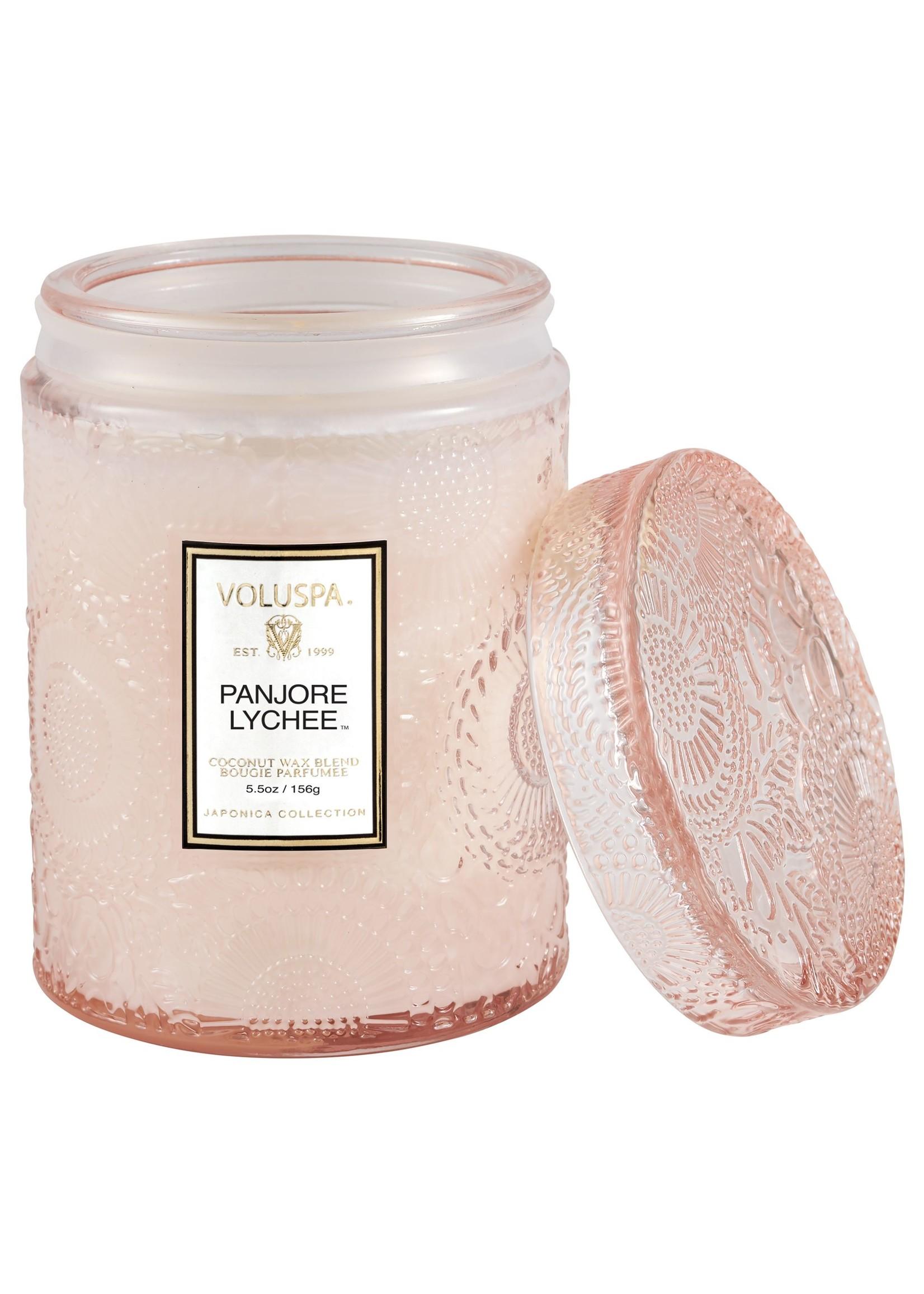 Voluspa Panjore Lychee Small Jar Candle