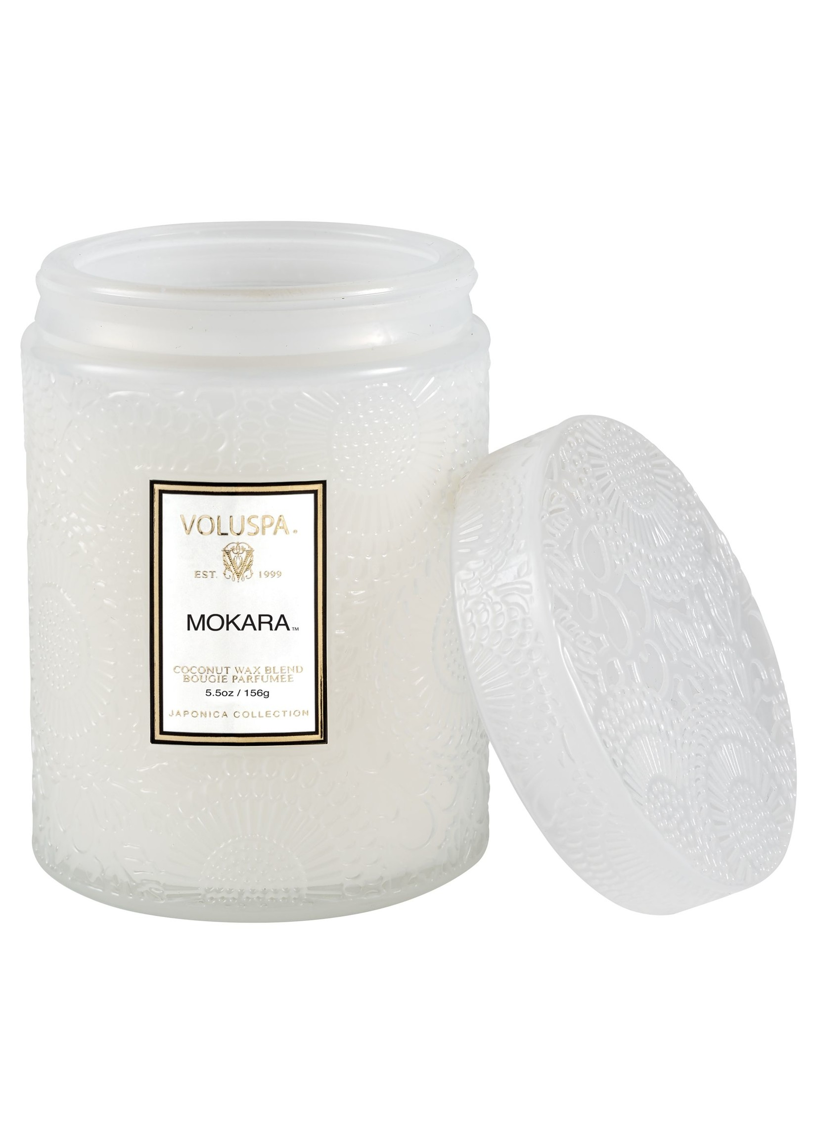 Voluspa Mokara Small Jar Candle